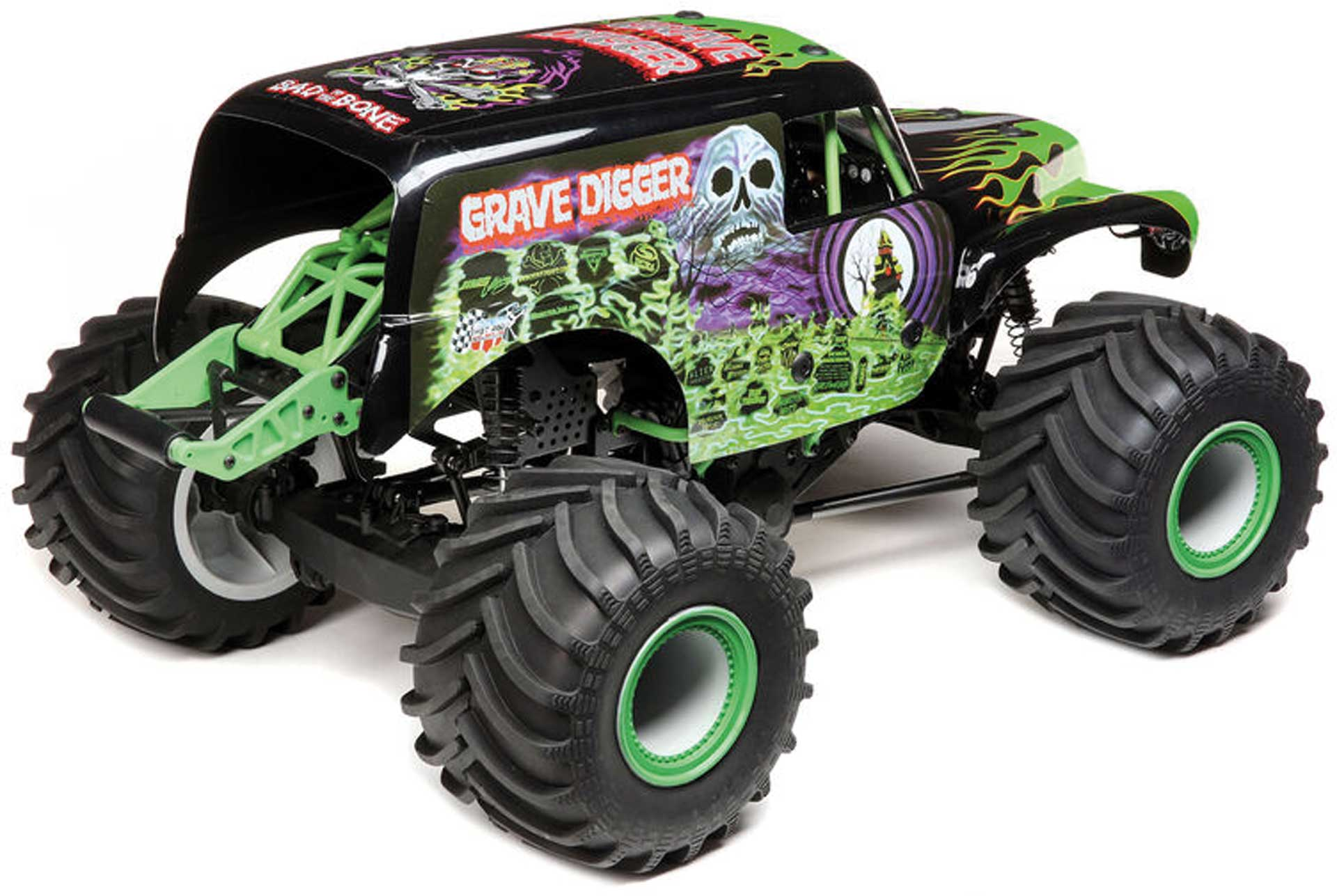 "LOSI LMT Monster Truck ""Grave Digger"" 1/8 RTR"