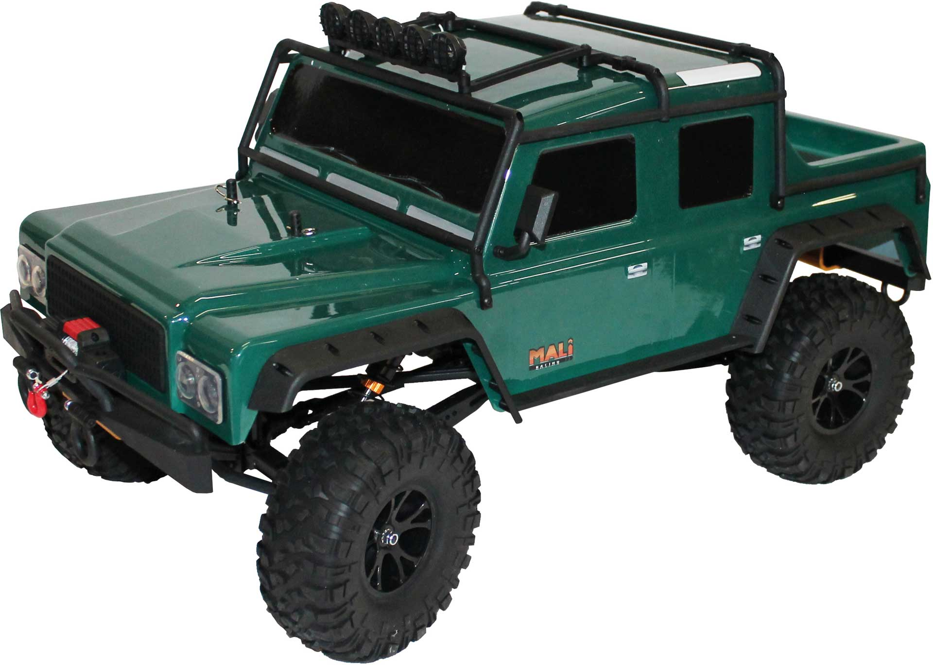 DRIVE & FLY MODELS DF-4J Crawler XXL 2021 Special Edition II - GREEN