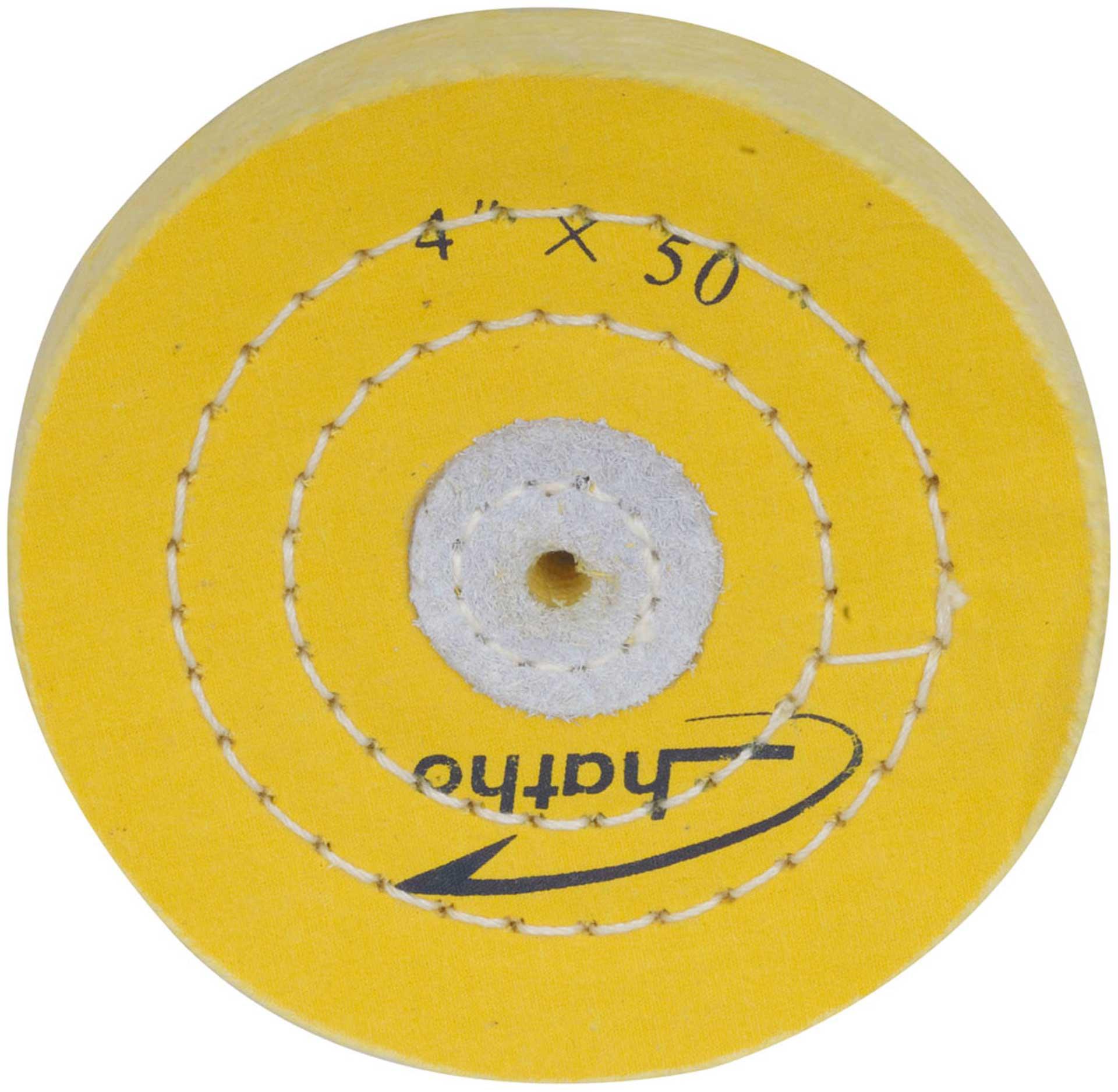 PROXXON MUSLIN POLISHING WHEEL, STIFF Ø 100 X 15 MM FOR PM 100