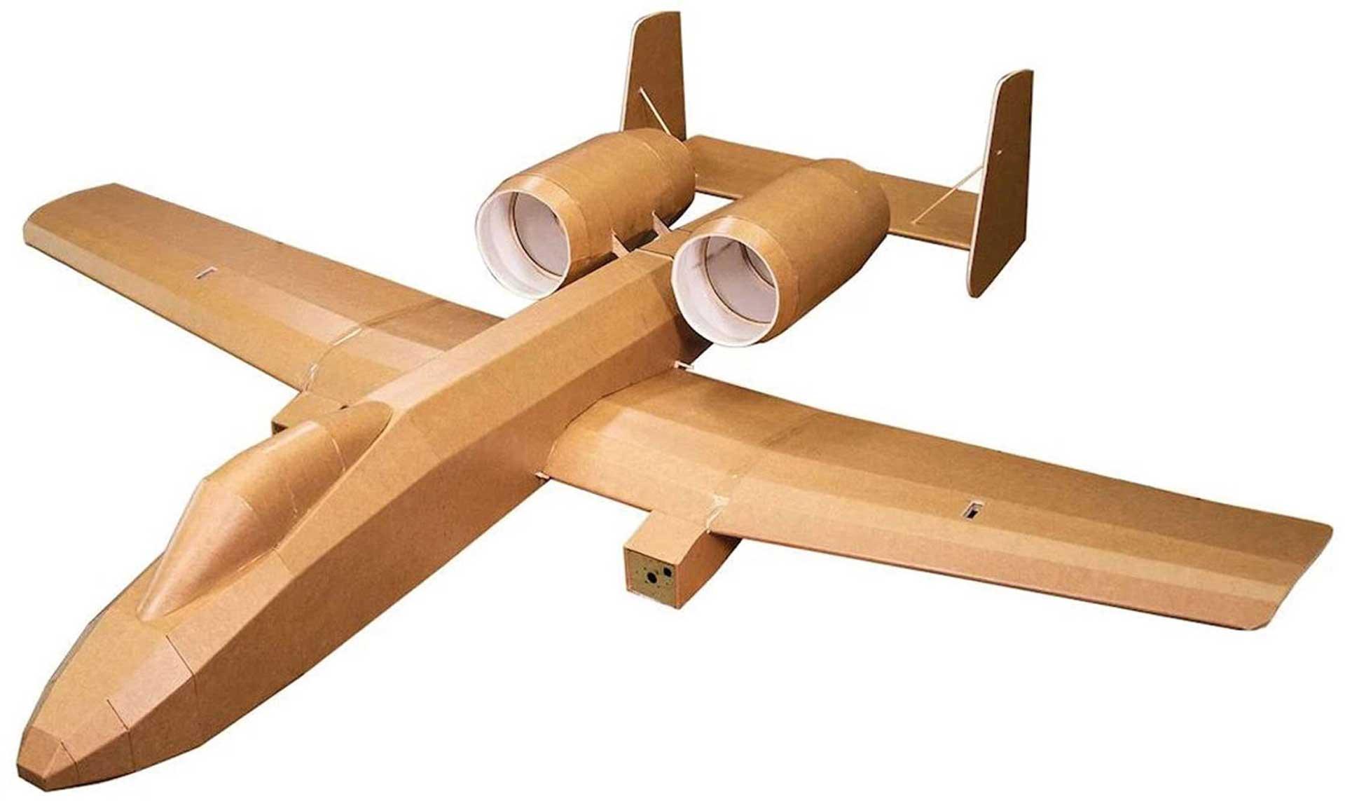 FLITE TEST FT A-10 Warthog