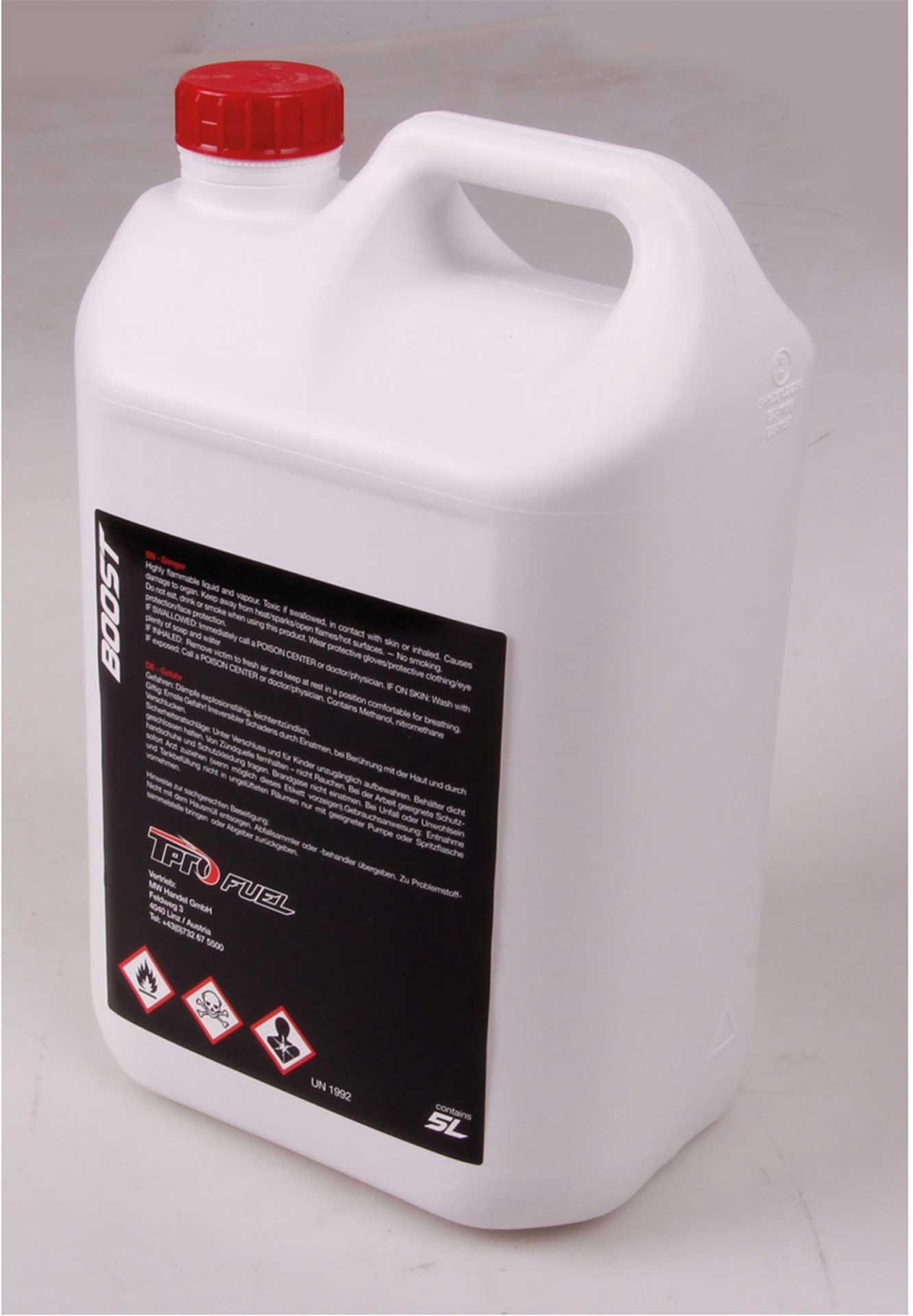 TPRO BOOST AIR 4-TAKT 15% NITRO FLUG SPRIT 5L