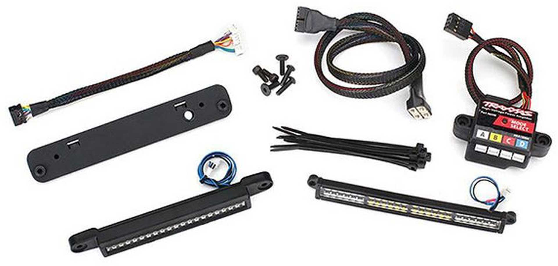 TRAXXAS LED LIGHT KIT COMPLETE (INCL 6590