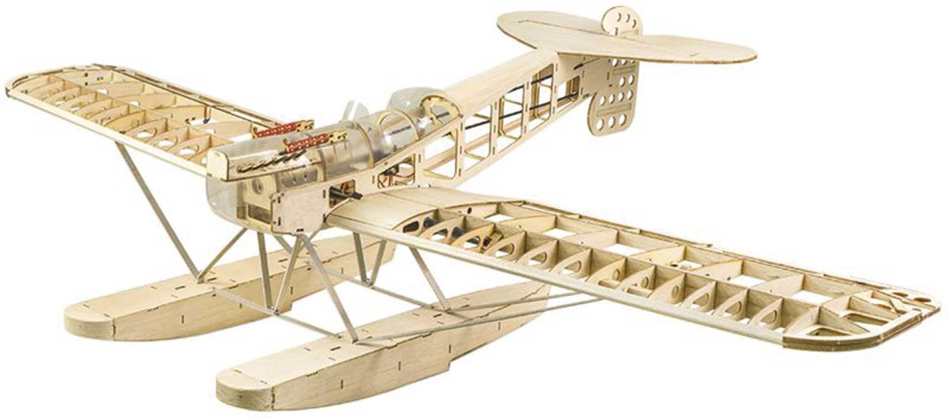 Pichler Hansa Brandenburg W 29 1400mm Wooden construction kit