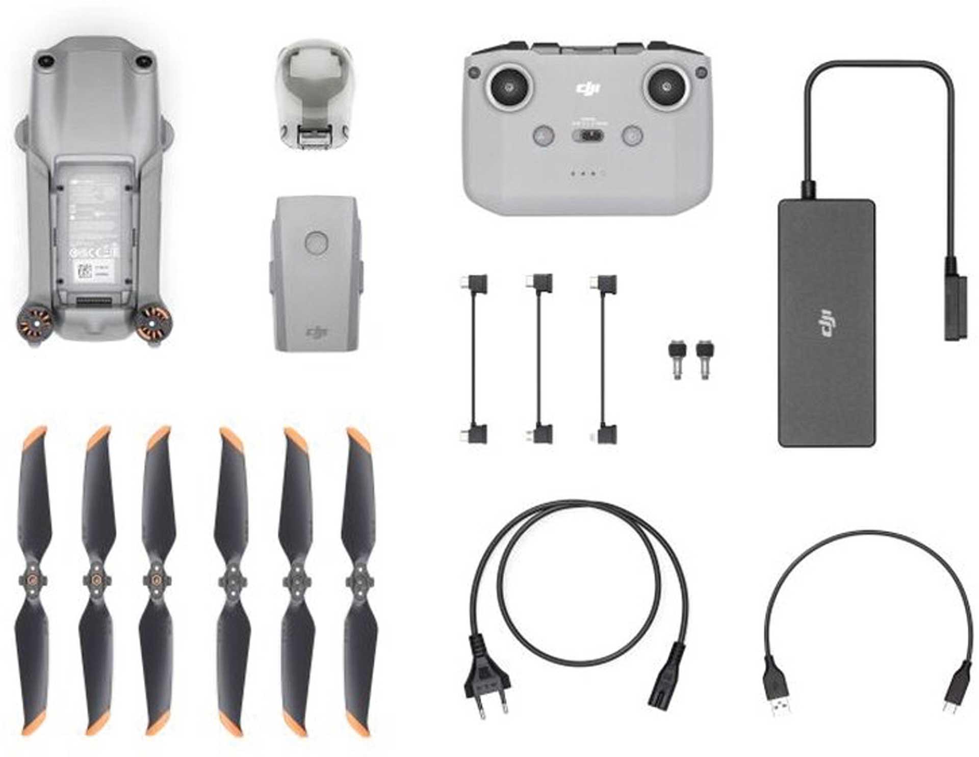 DJI AIR 2S Drohne 5,4K Video