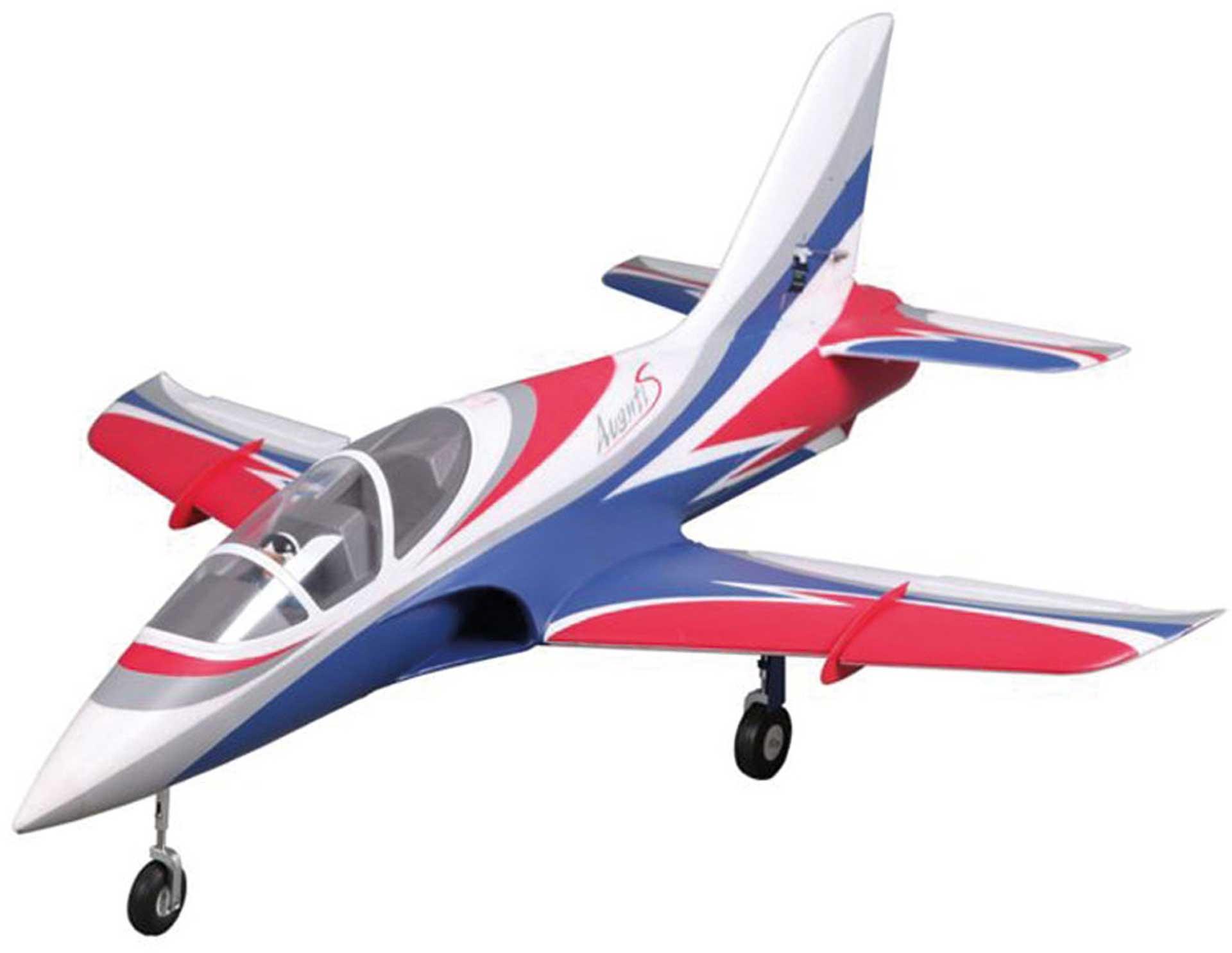 FMS MINI AVANTI Foam Jet 6S PNP 70mm EDF Classic Sebart Design