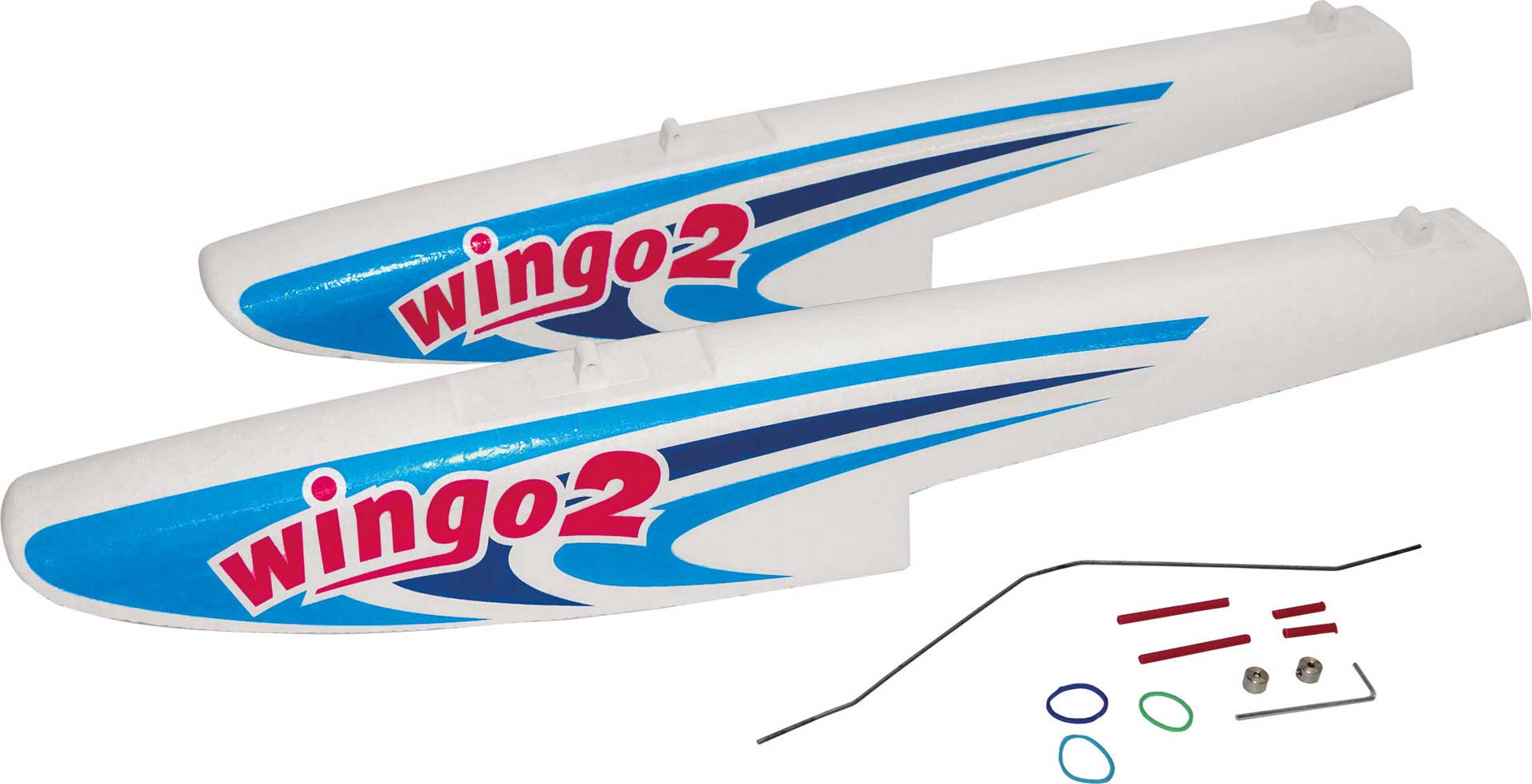 ROBBE Schwimmer WINGO 2 inkl. Montagematerial