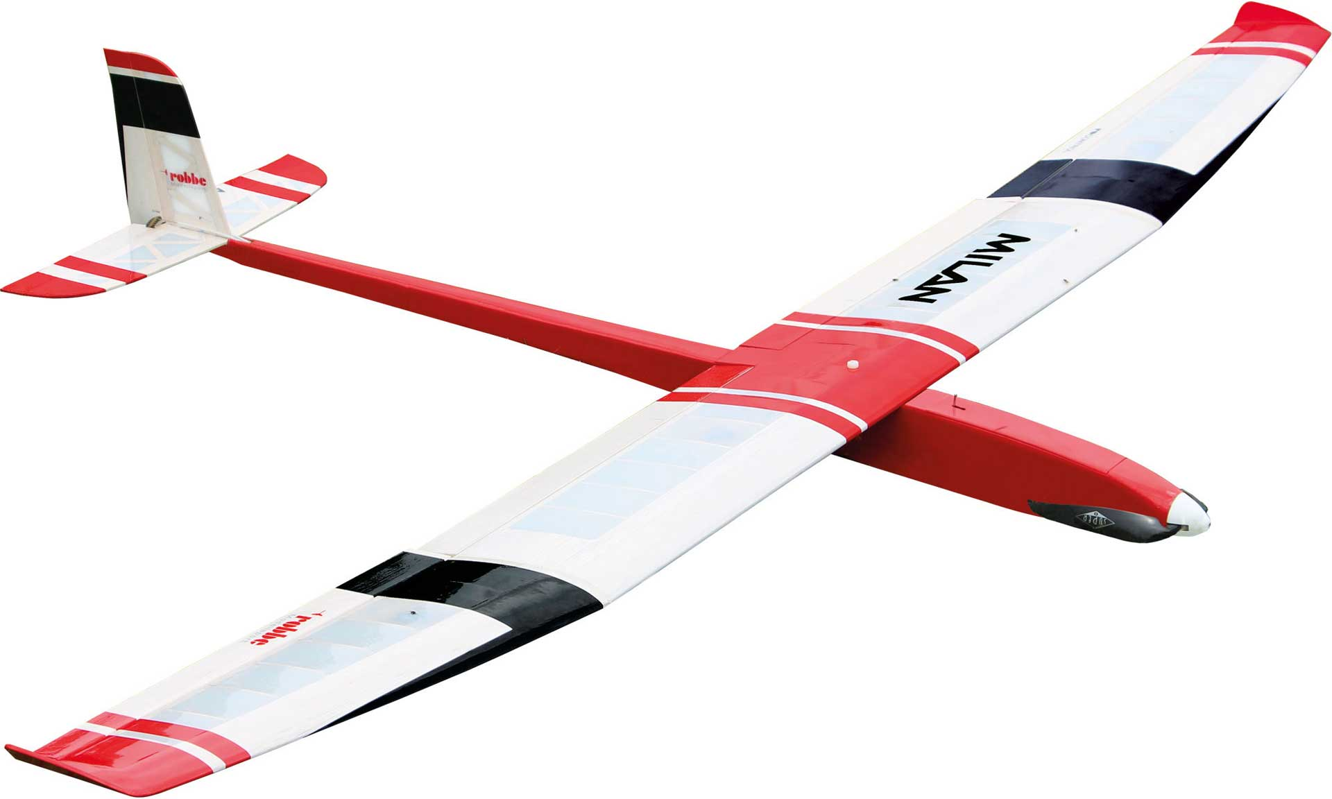 ROBBE MILAN ARF HIGH-PERFORMANCE GLIDER