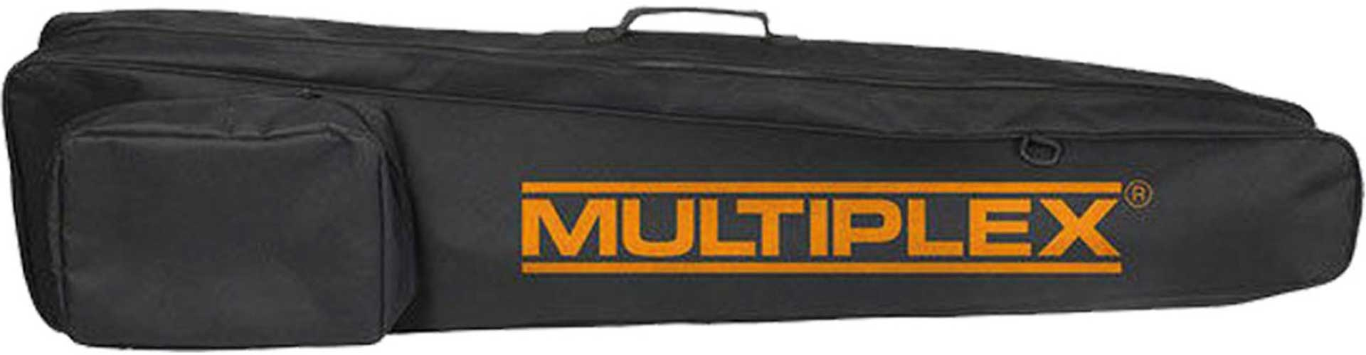 MULTIPLEX MODEL BACKPACK UNIVERSAL 1270/150/270MM MODEL BAG FOR GLIDER BIS APPROX. 2.5M