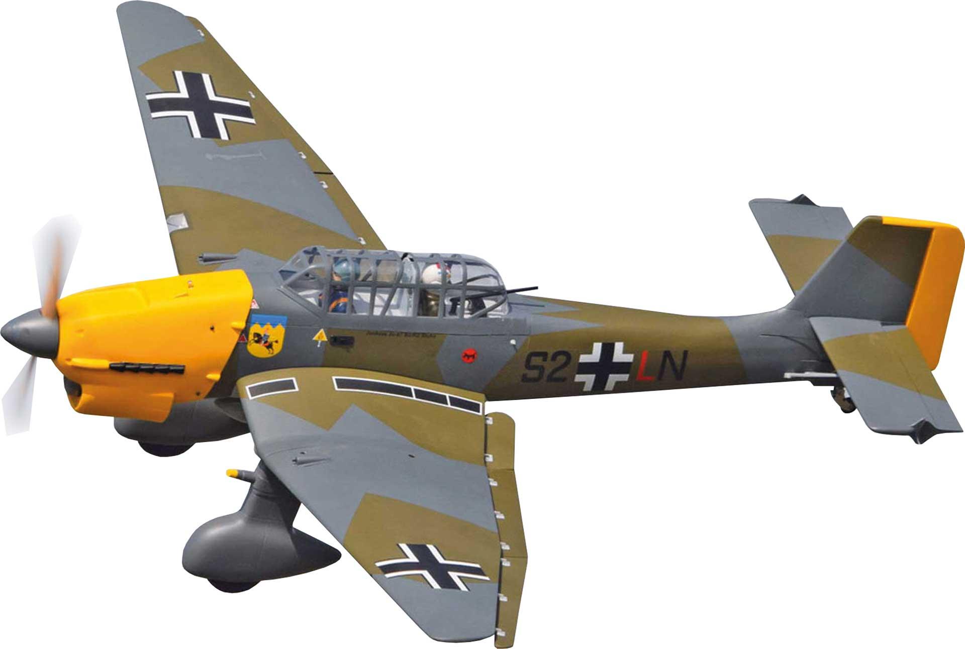 Seagull Models ( SG-Models ) JU-87 STUKA ARF WARBIRD