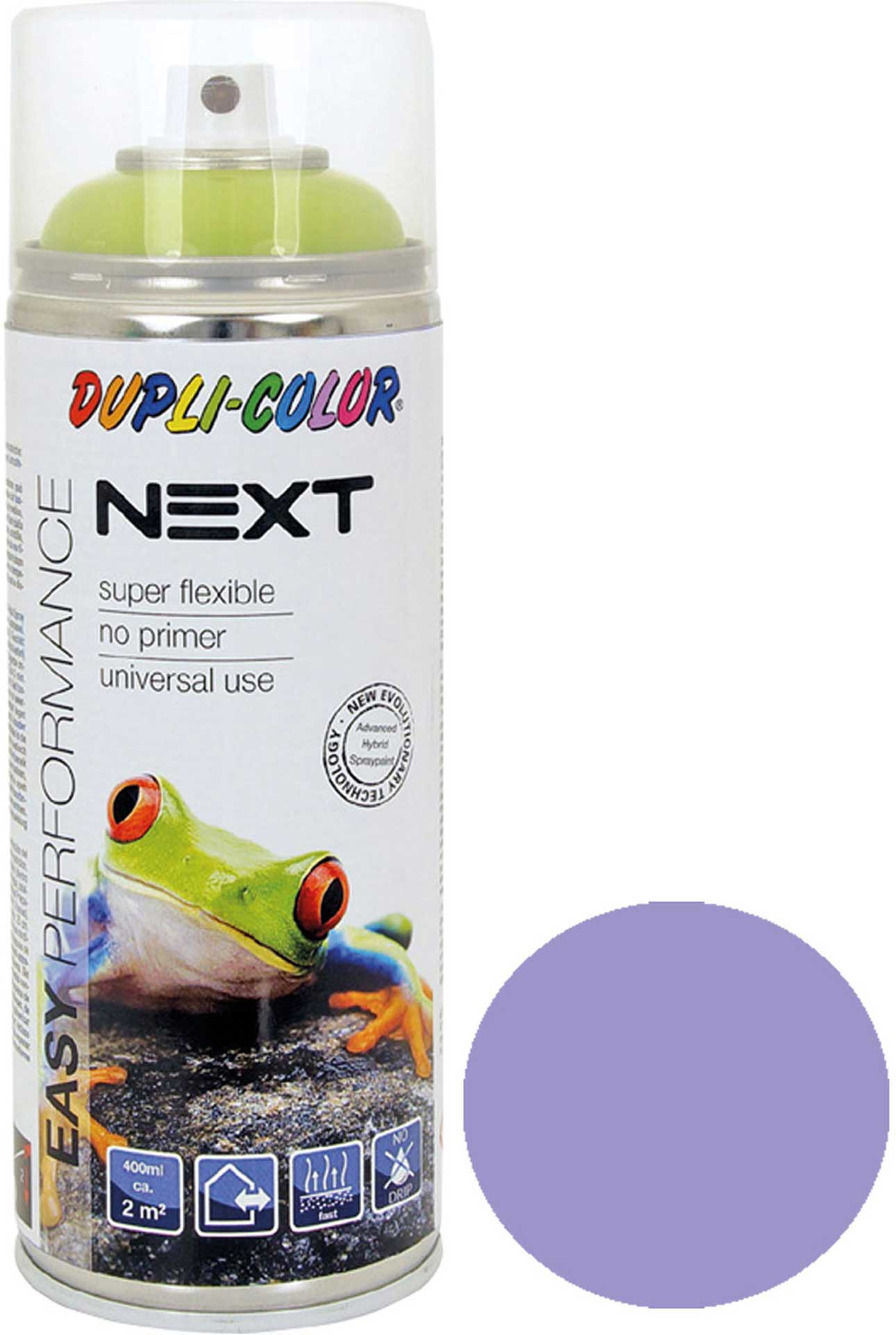 DUPLI-COLOR NEXT KIEV LAVENDER SDM. 400ML SPRAY PAINT