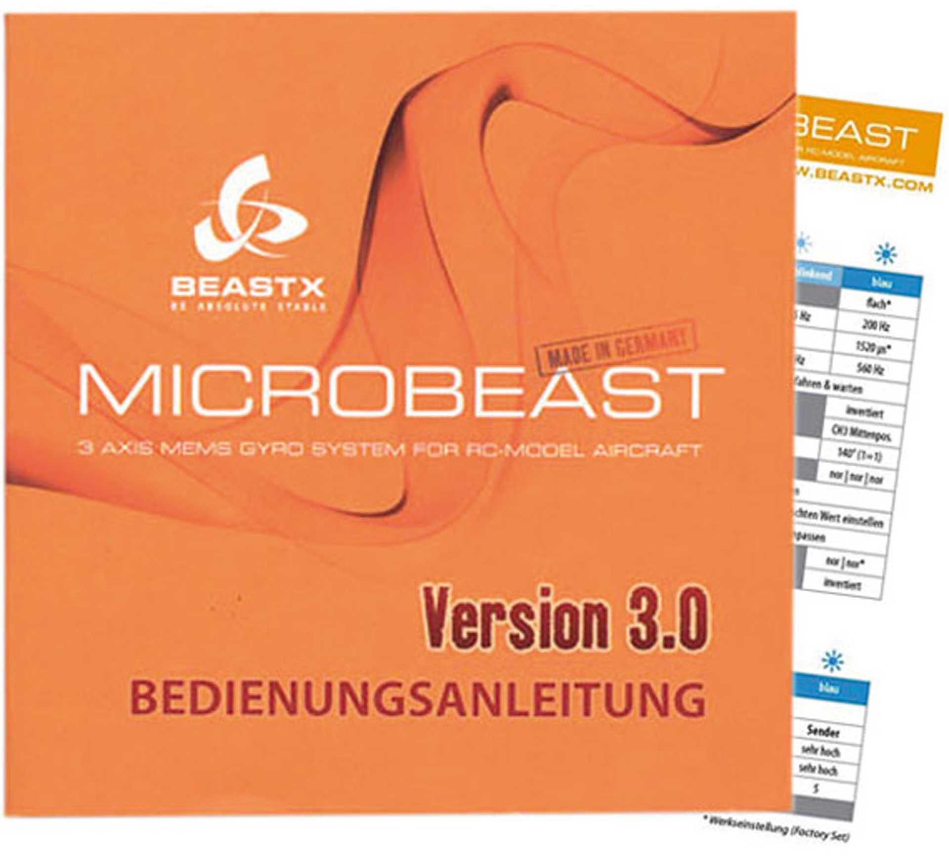BEASTX MICROBEAST PLUS HD PRO EDITION