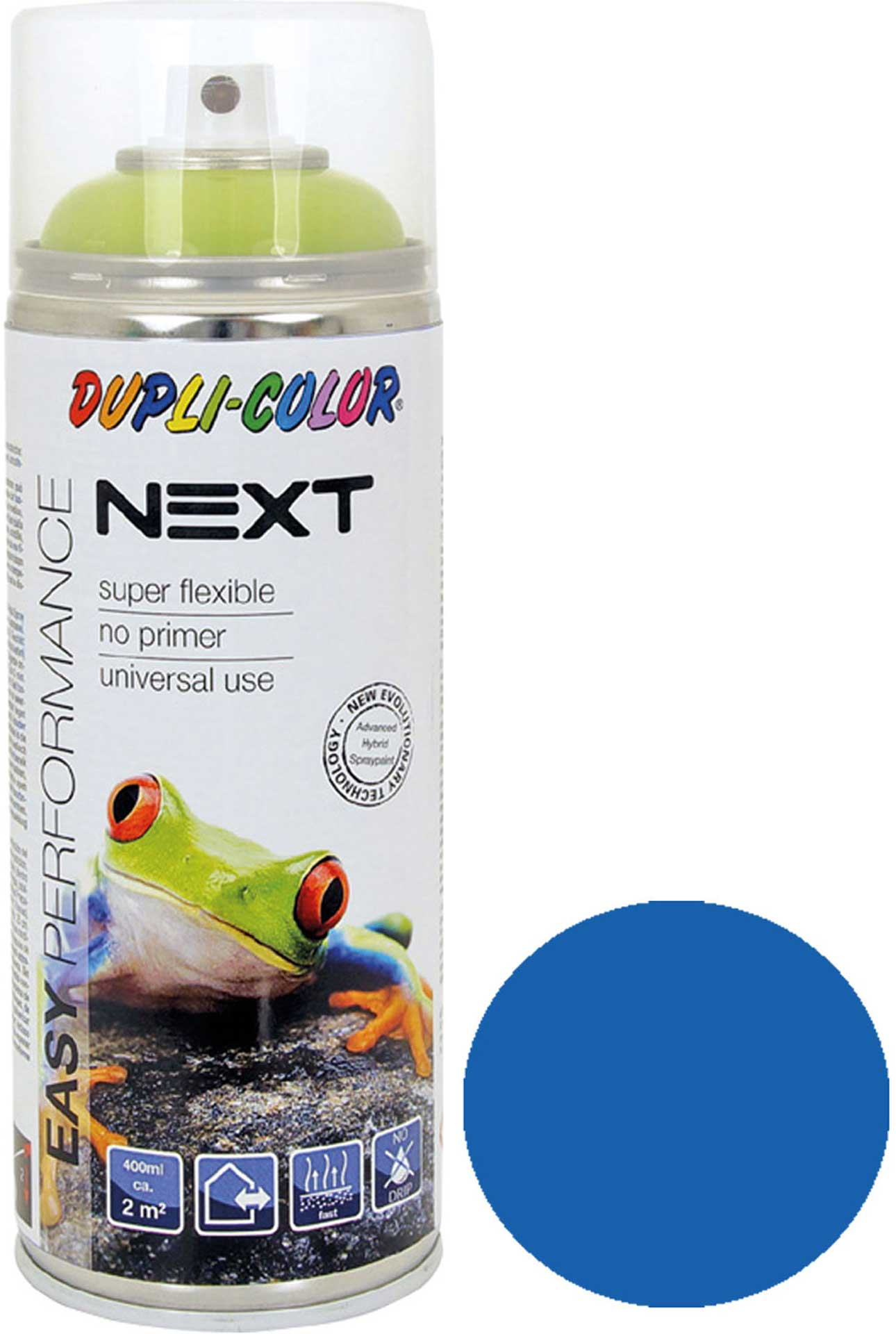 DUPLI-COLOR NEXT RAL 5015 SKY BLUE 400ML SPRAY PAINT