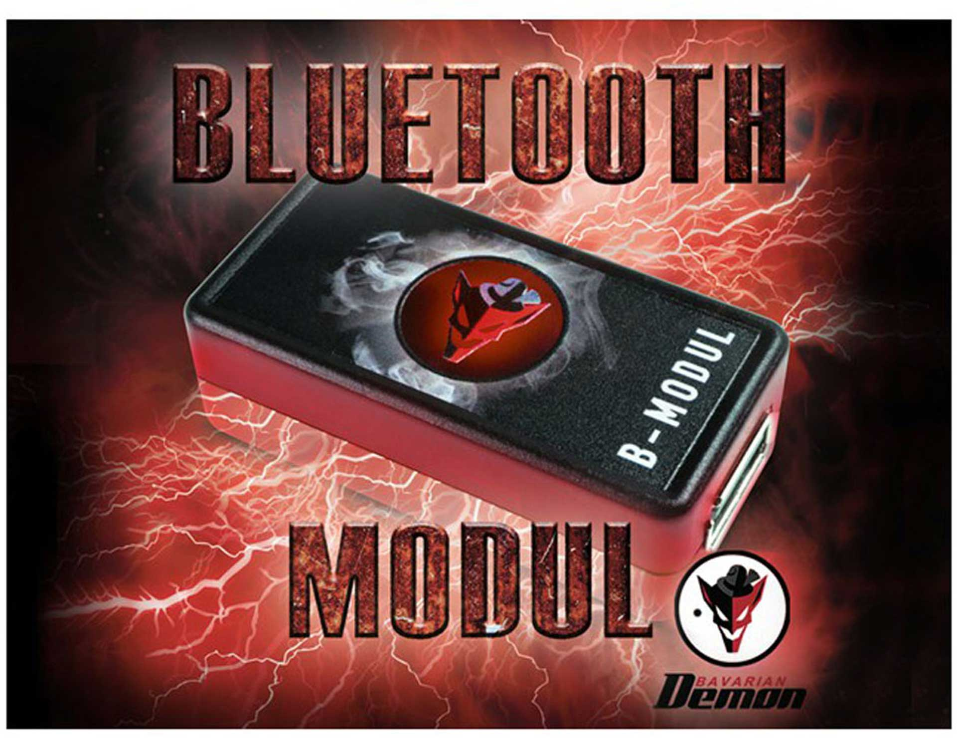 BAVARIAN DEMON B-MODULE BLUETOOTH MODULE FOR AXON; CORTEX PRO