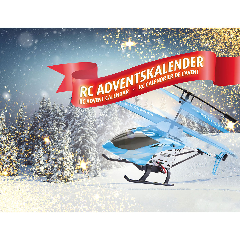 REVELL CONTROL Advent calendar RC HELI