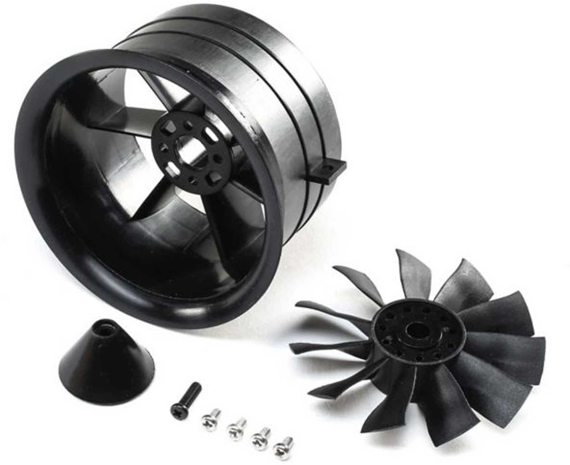 E-Flite Ducted Fan: 11-Blade 64mm EDF Unit