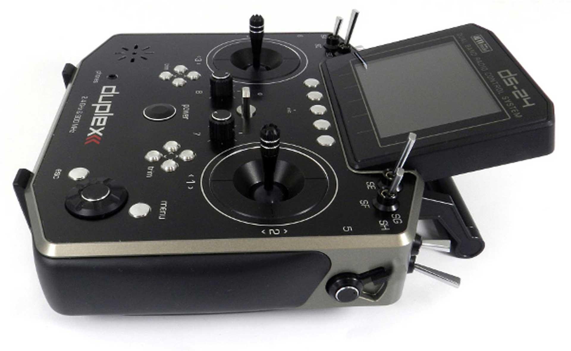 JETI DS-24 DUPLEX HANDSENDER MULTIMODE 2,4Ghz FERNSTEUERUNG