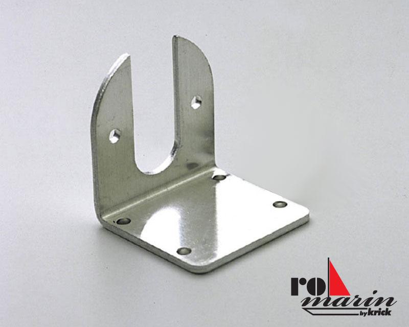 ROMARIN Alu-Montagewinkel für E-Motoren 25 mm