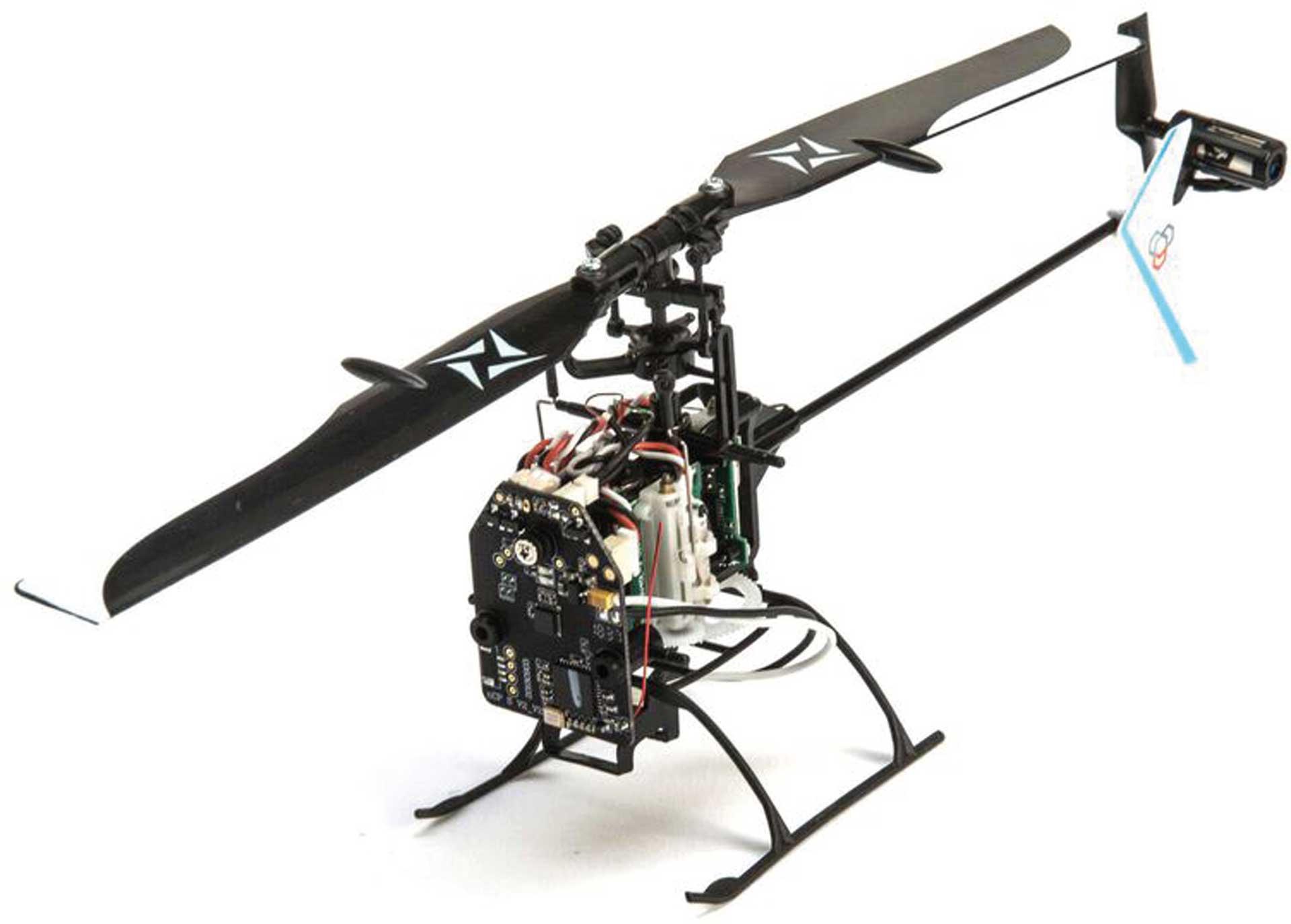 Blade Nano S3 BNF mit AS3X und Safe Hubschrauber / Helikopter