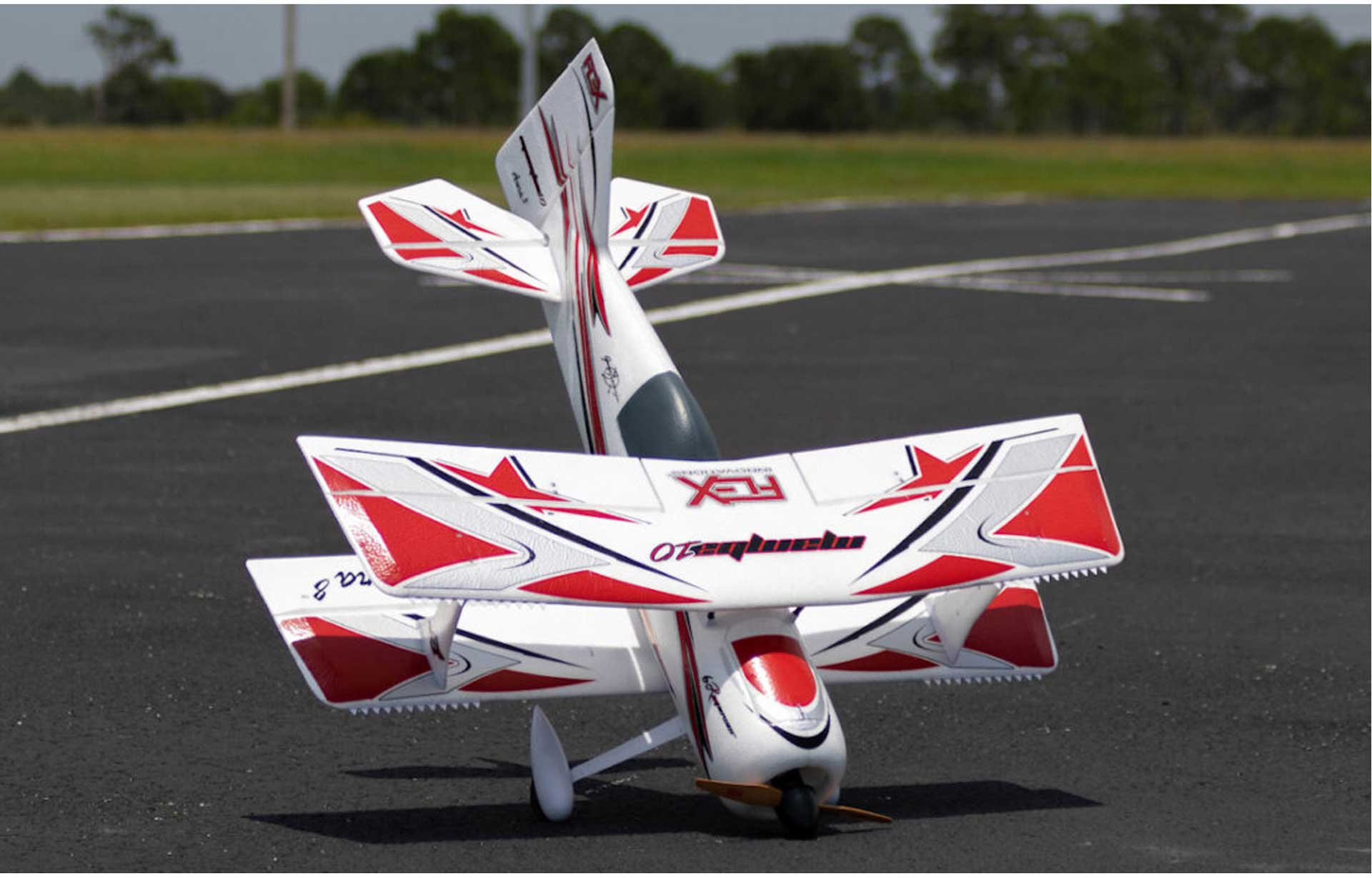 Premier Aircraft Mamba 10 G2 Super PNP Red