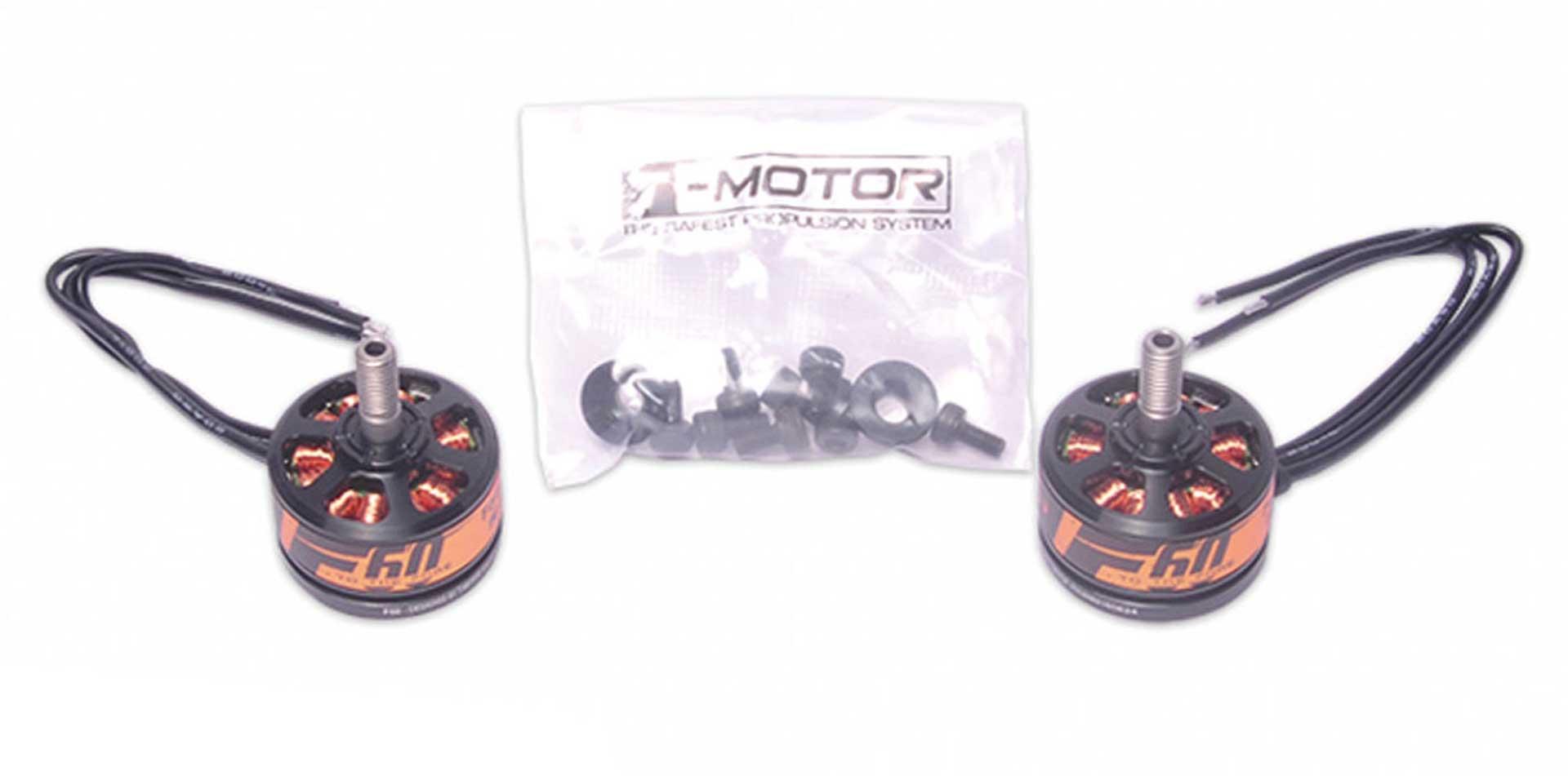 TIGER MOTOR T-MOTOR FPV SERIES F60 2450 KV 2PCS.