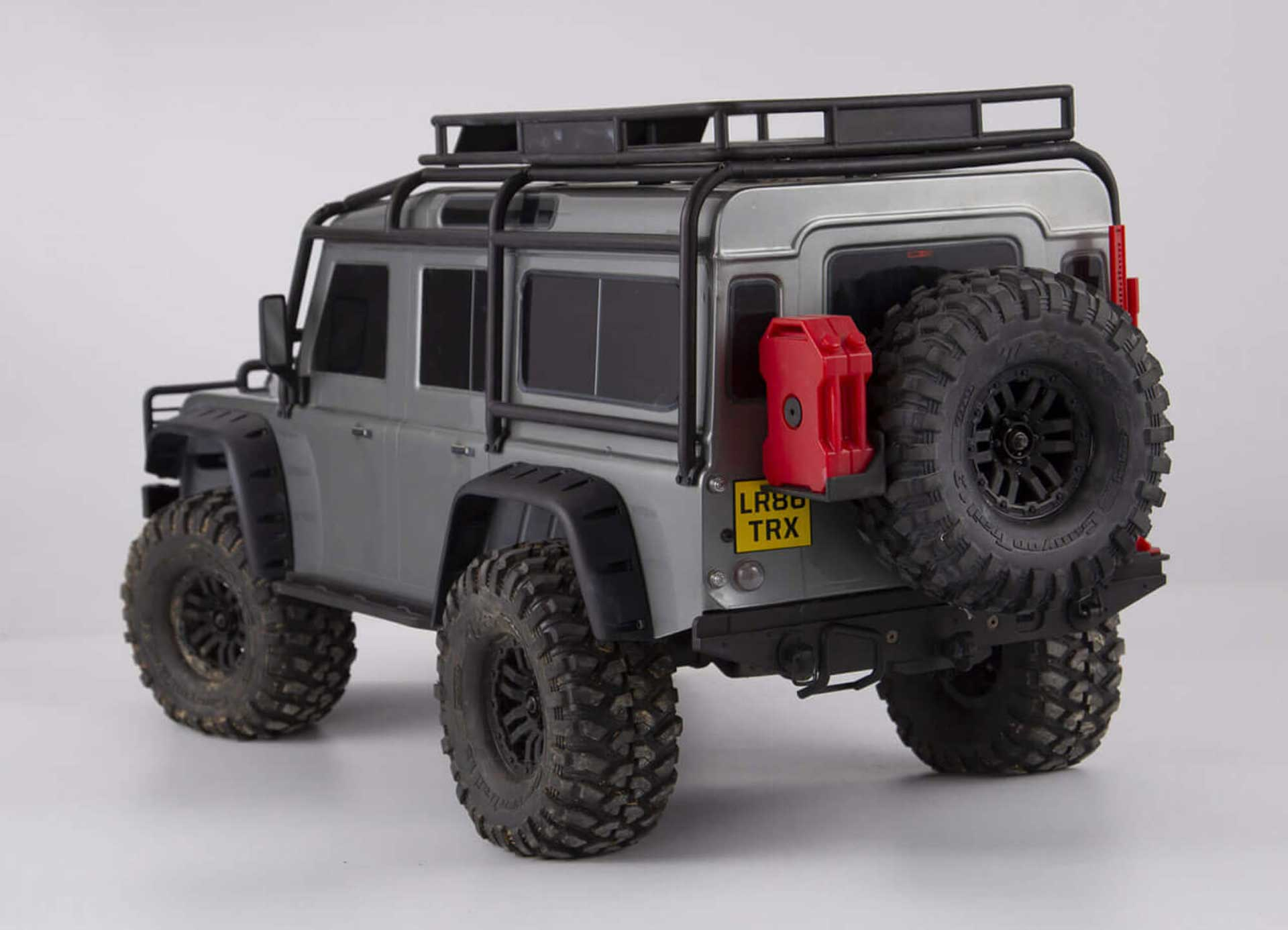 KILLER BODY Marauder II Bumper front/rear for SCX10 / TRX-4