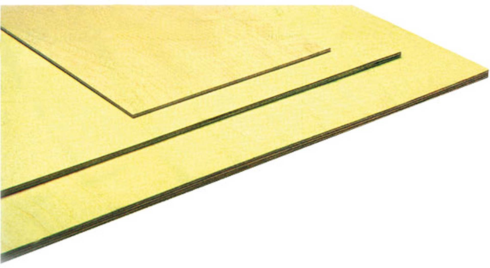 MODELLBAU LINDINGER BIRCH-SPERRY 2,5/300/1000MM