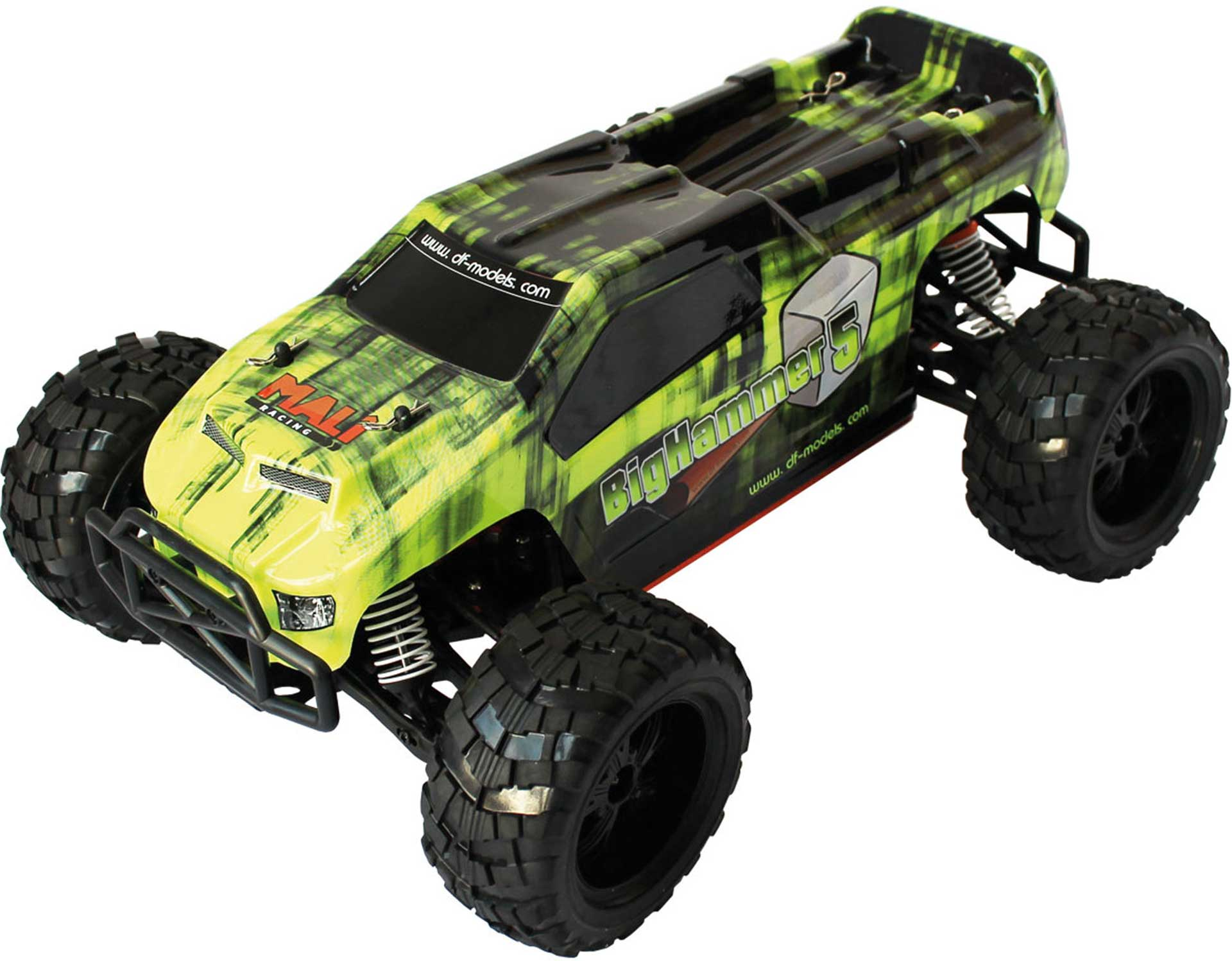 DRIVE & FLY MODELS BIGHAMMER 5 1/10XL RTR BRUSHED 4WD