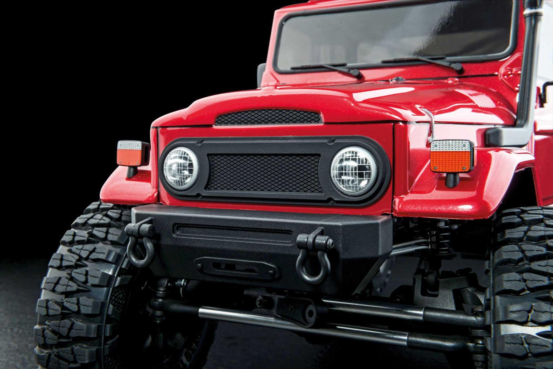 MST CFX-W J45C RTR Red