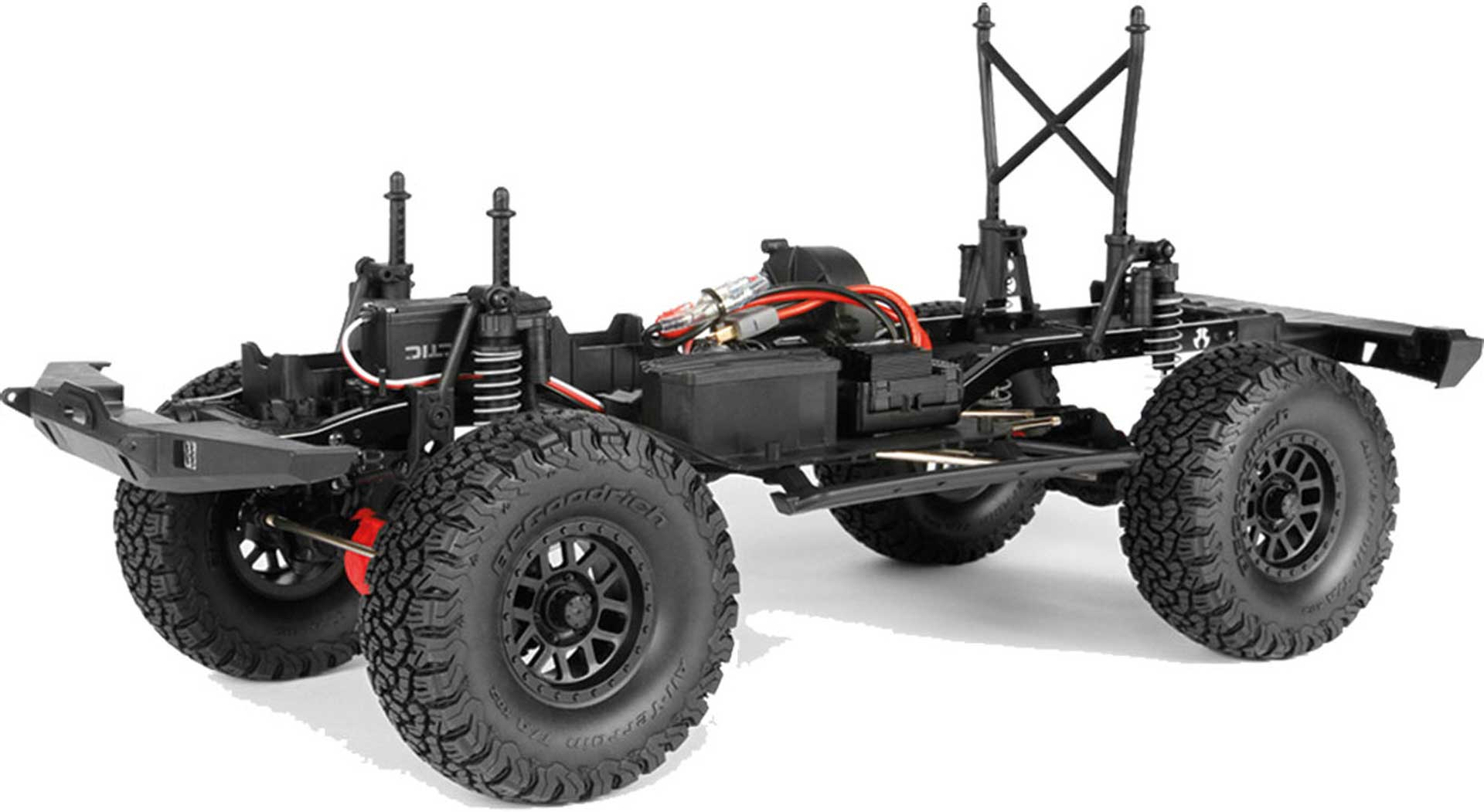 AXIAL JEEP CHEROKEE SCX10 II 4WD 1/10 RTR
