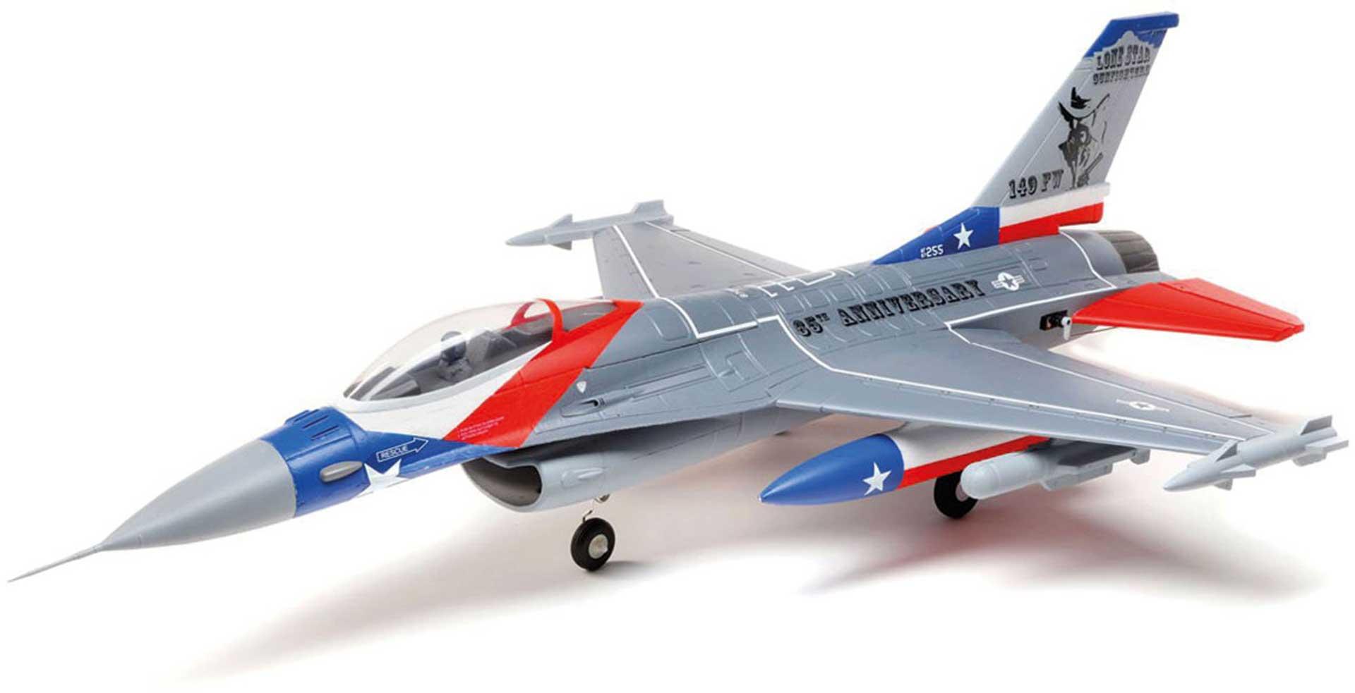 E-Flite F-16 FALCON 64MM EDF JET PNP