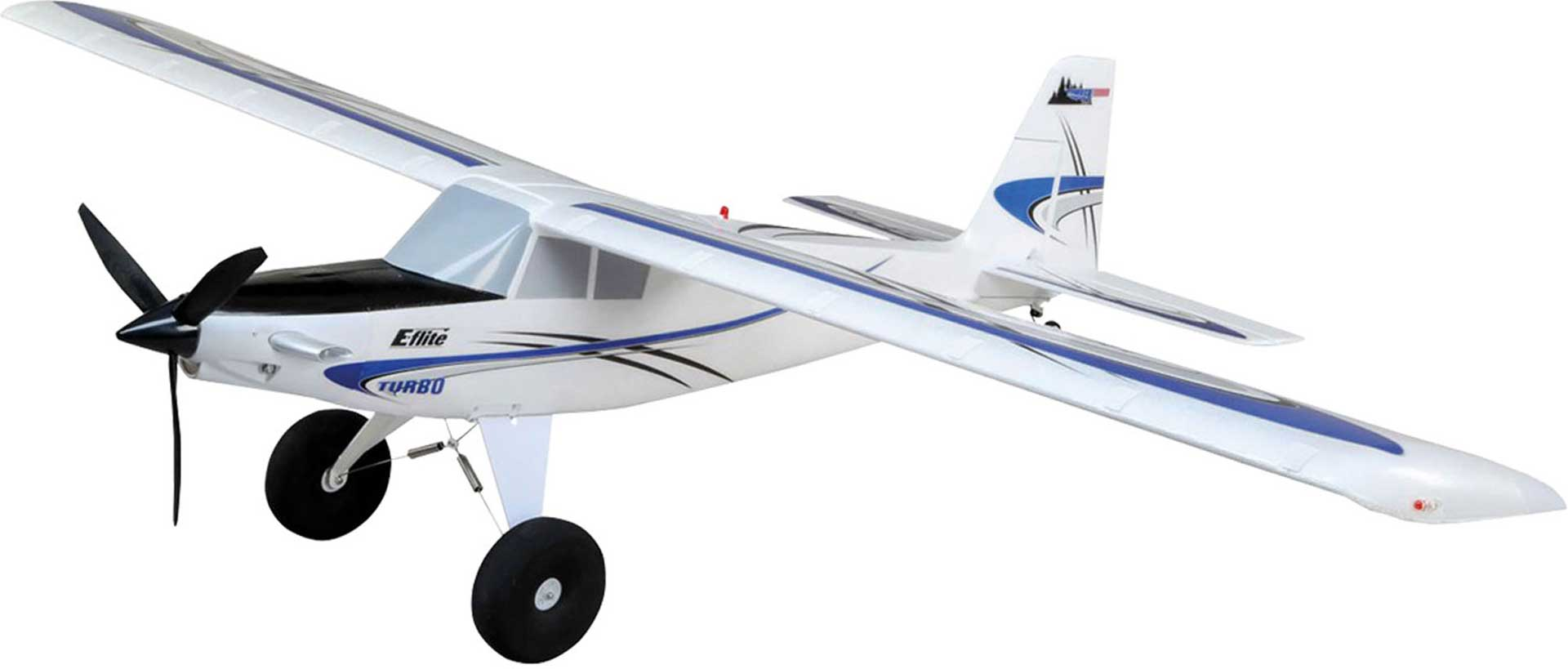 E-Flite TURBO TIMBER 1.5M BNF BASIC WITH AS3X AND SAFE SELECT TECHNOLOGY