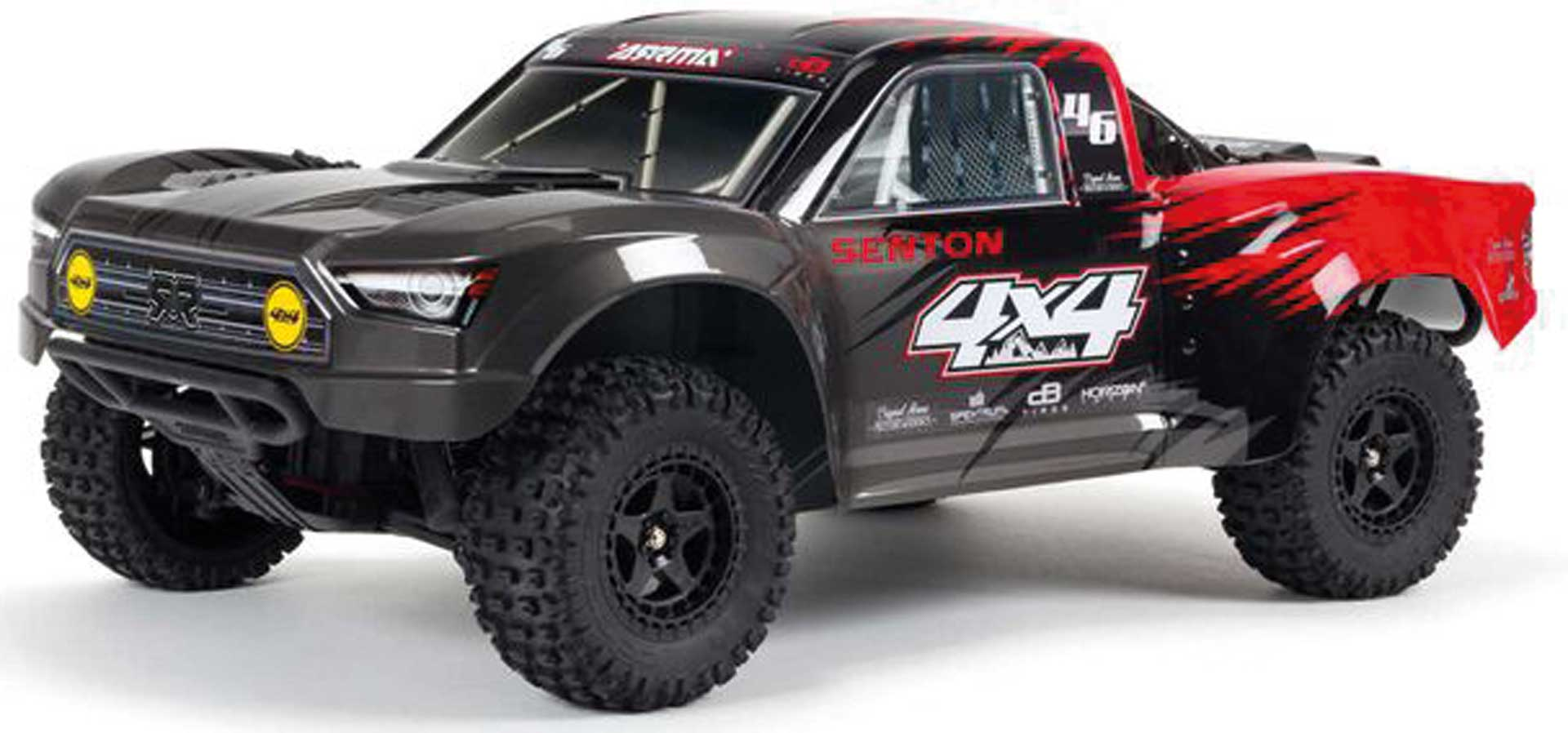Arrma SENTON 4X4 MEGA Brushed 1/10th 4wd SC Color1