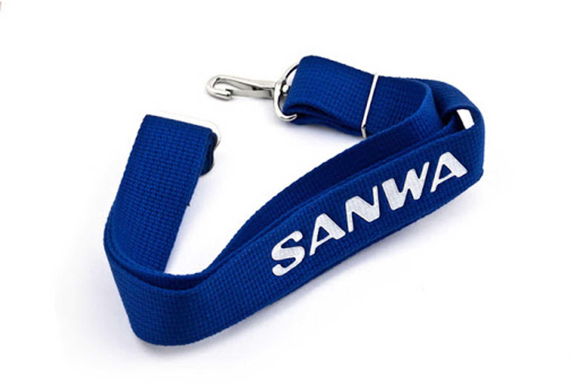 """Wristband """"Sanwa"""" Logo"""