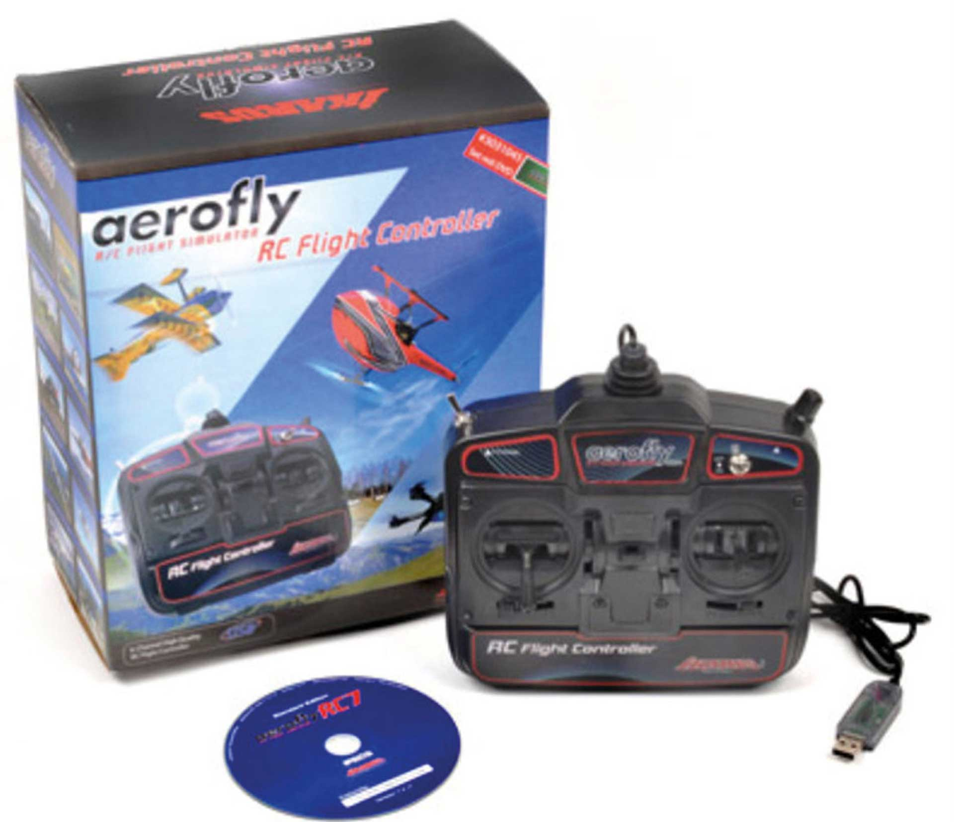 IKARUS AEROFLY RC7 STANDARD WITH USB CONTROLLER