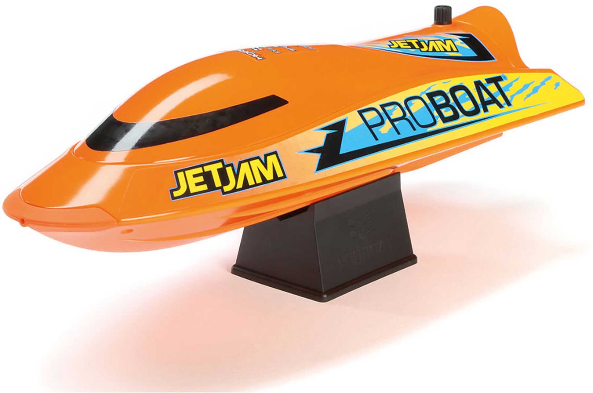 "PROBOAT JET JAM 12"" POOL RACER RTR ORANGE POOLFUN WITH JET DRIVE"