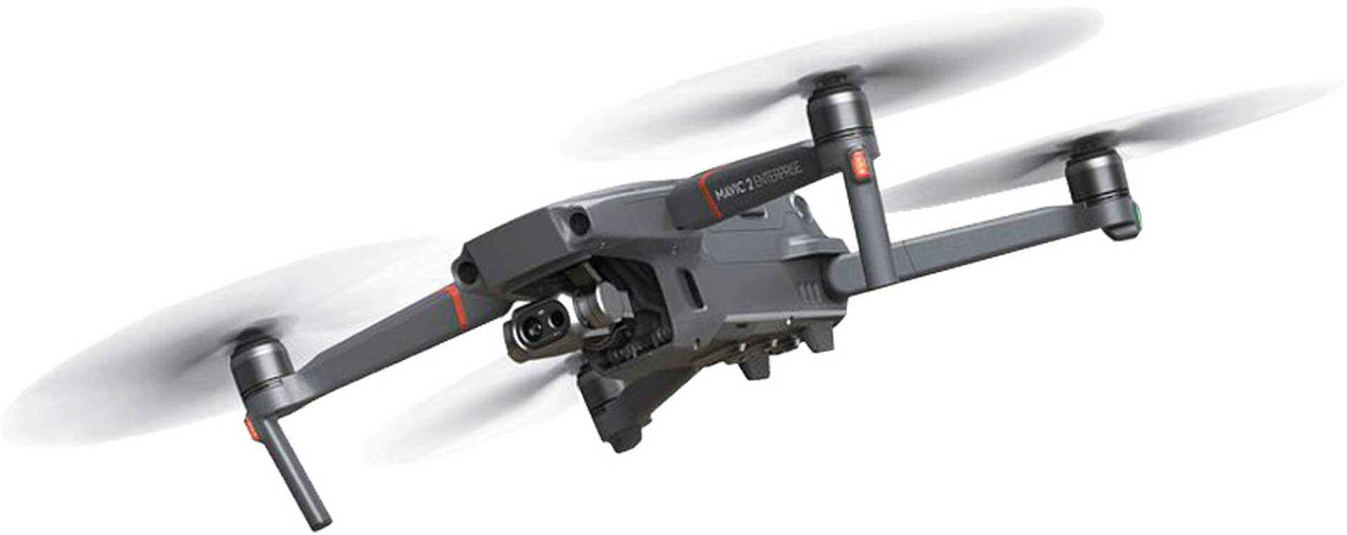 DJI MAVIC 2 ENTERPRISE UNIVERSAL EDITION WITH FLIR DUAL THERMAL IMAGING CAMERA