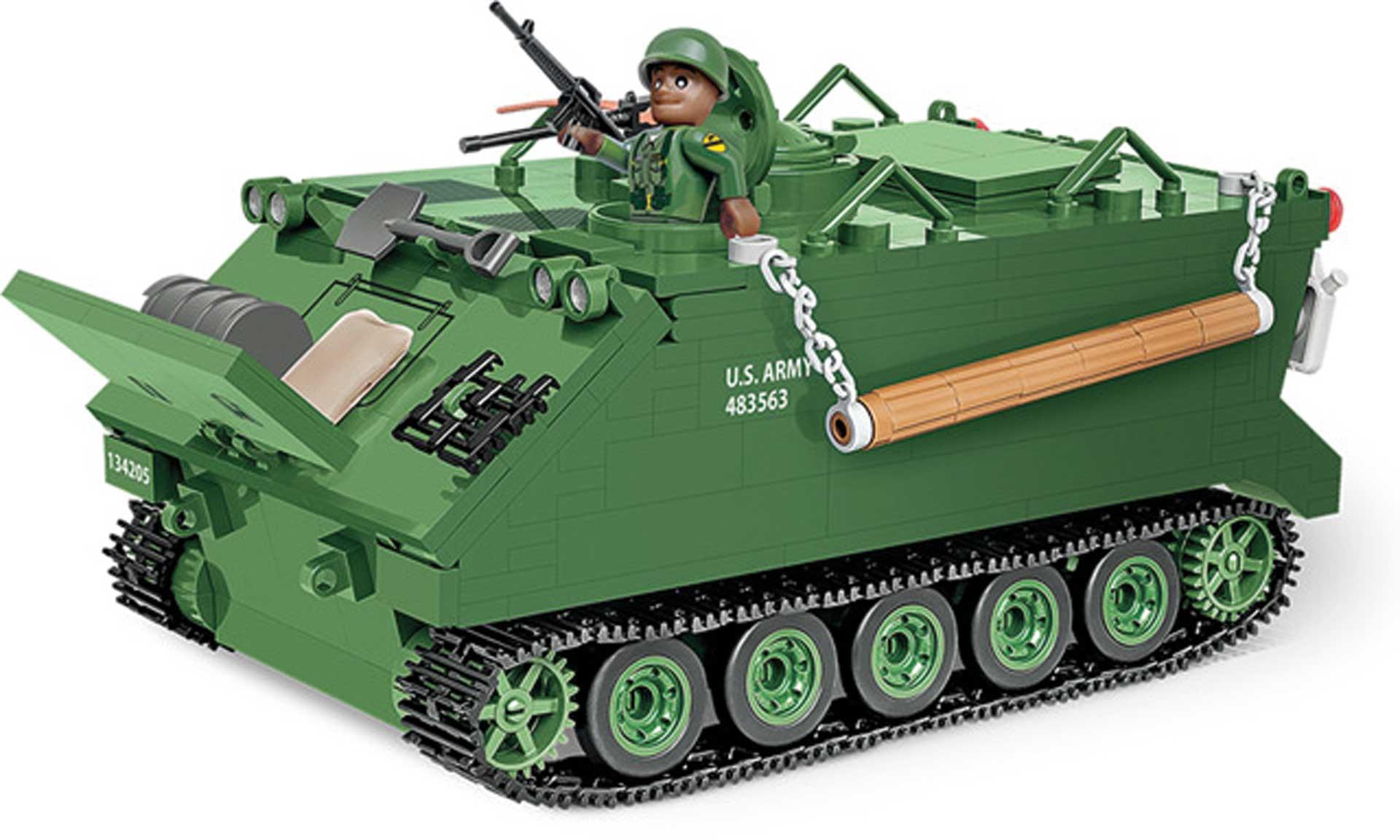 COBI M113 APC (510 Teile) Klemmbausteine