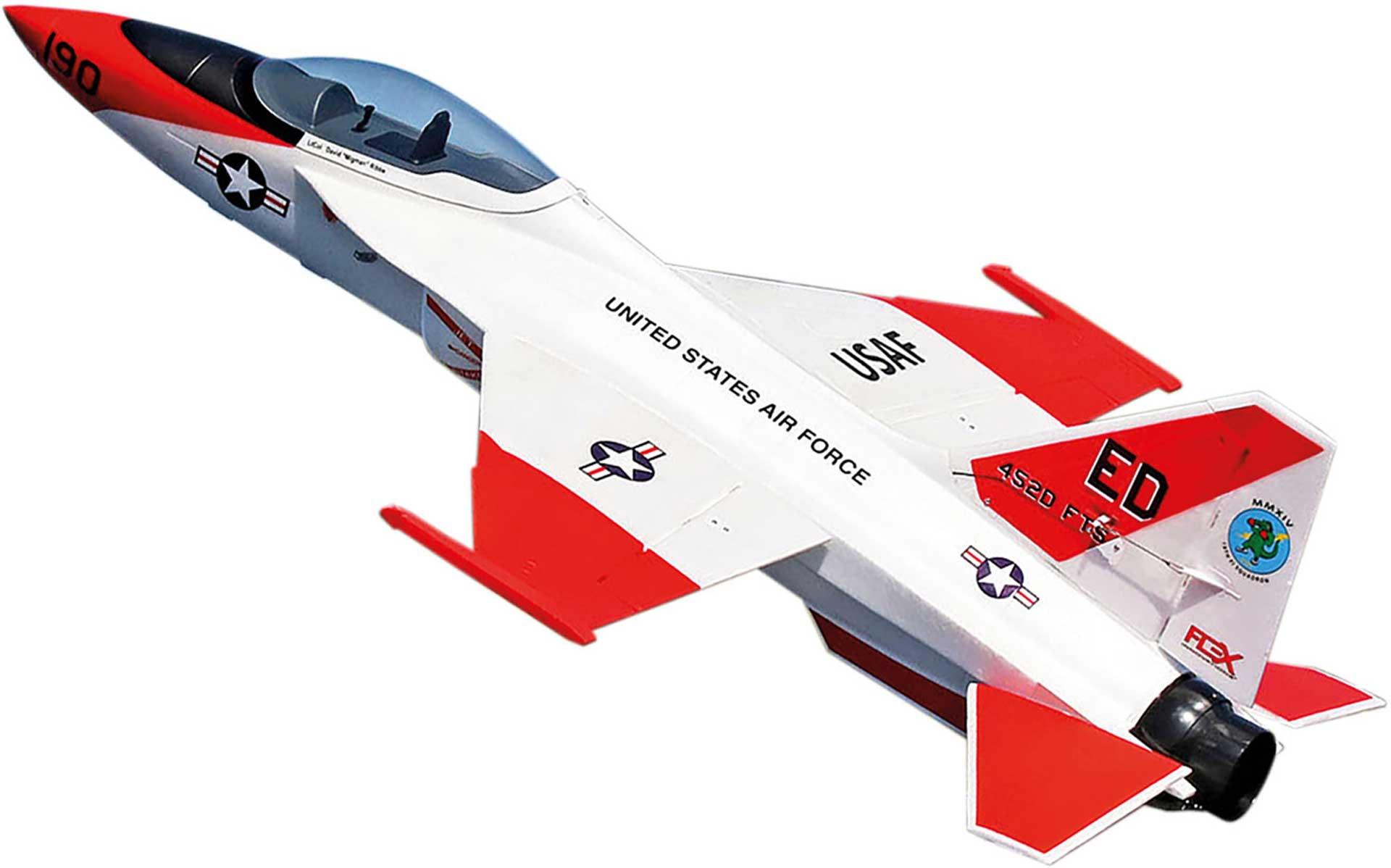 PREMIER AIRCRAFT FLEXJET THRUST VECTOR 90MM EDF IMPELLER JET SUPER PNP ORANGE MIT AURA 8 UND SCHUBVEKTORST