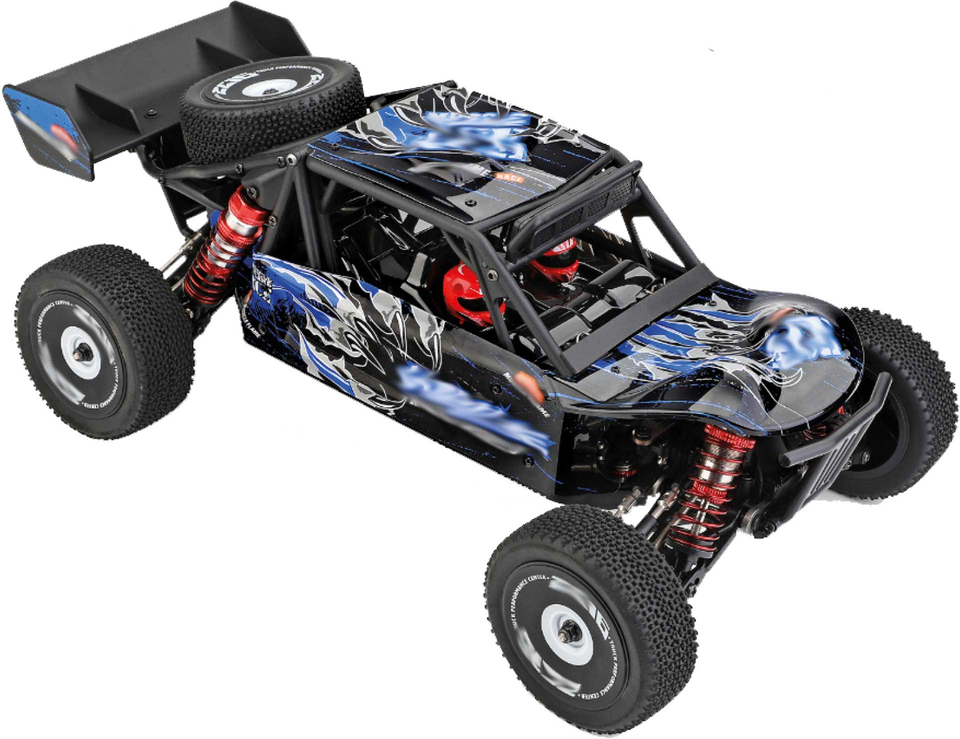 DRIVE & FLY MODELS DF-06 Evolution 1:12 RTR Truggy