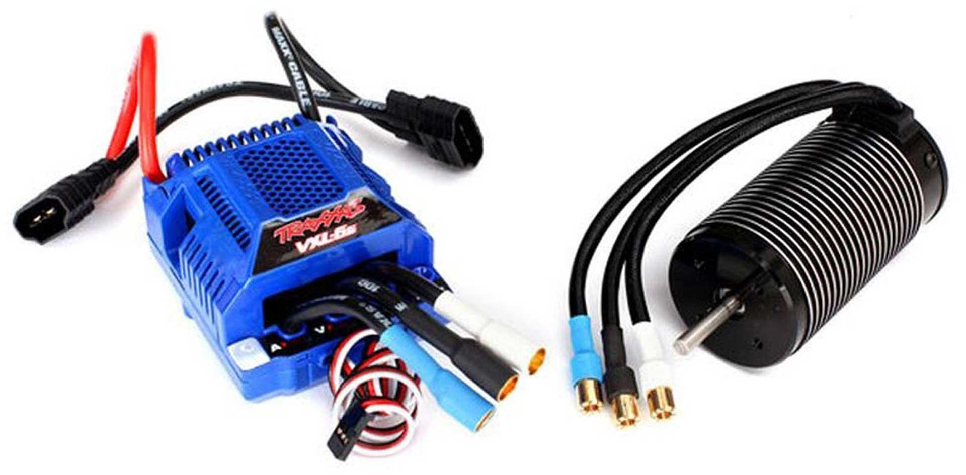 TRAXXAS Velineon VXL-6s Brushless Power System
