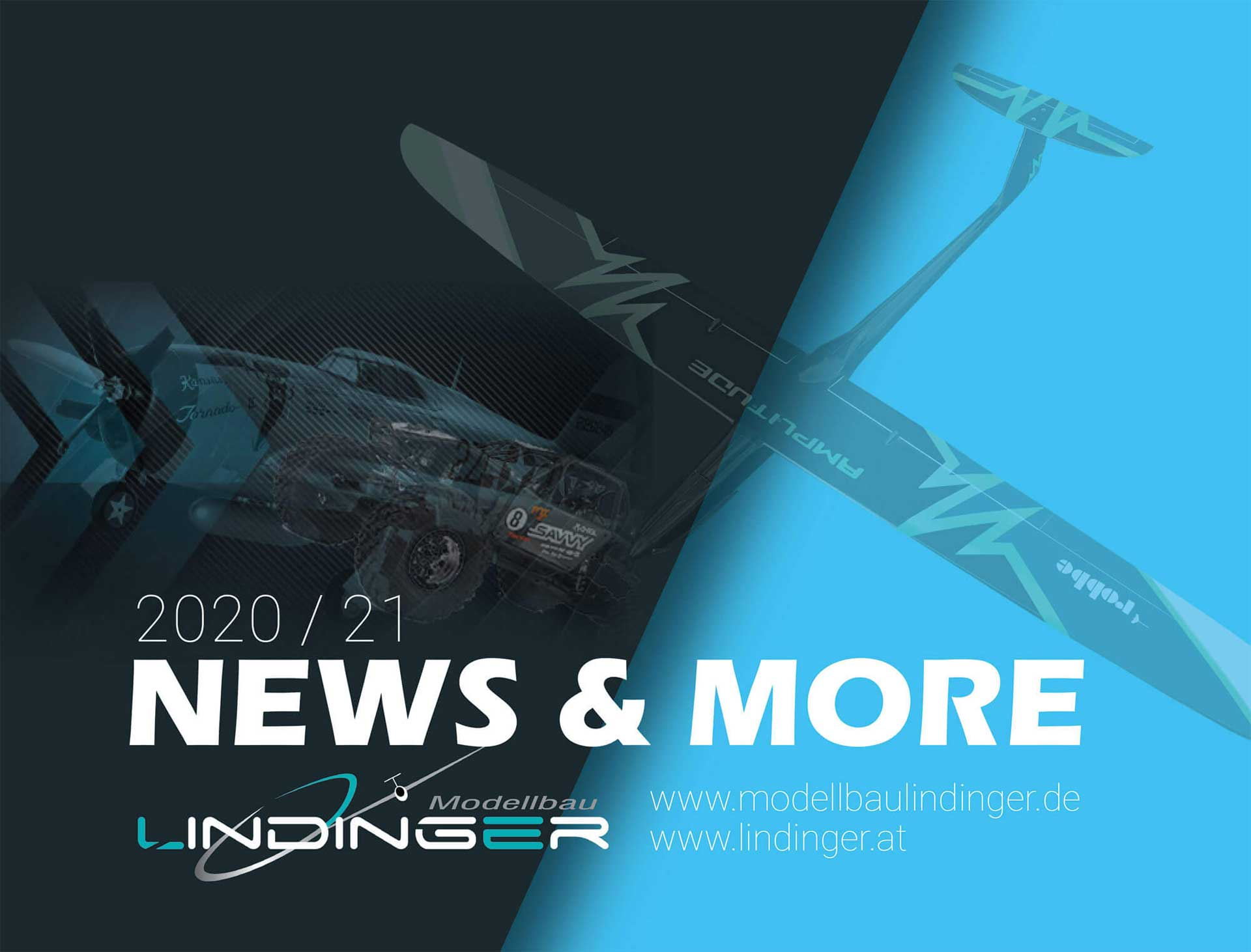 News & More 2020/21 Modellbau Lindinger