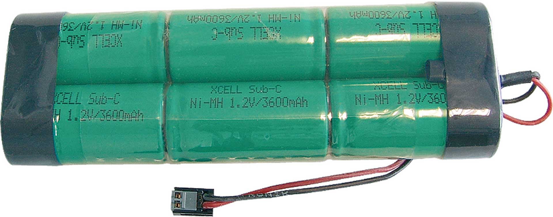 XCELL TRANSMITTER BATTERY 3600MAH/7,2V MPX