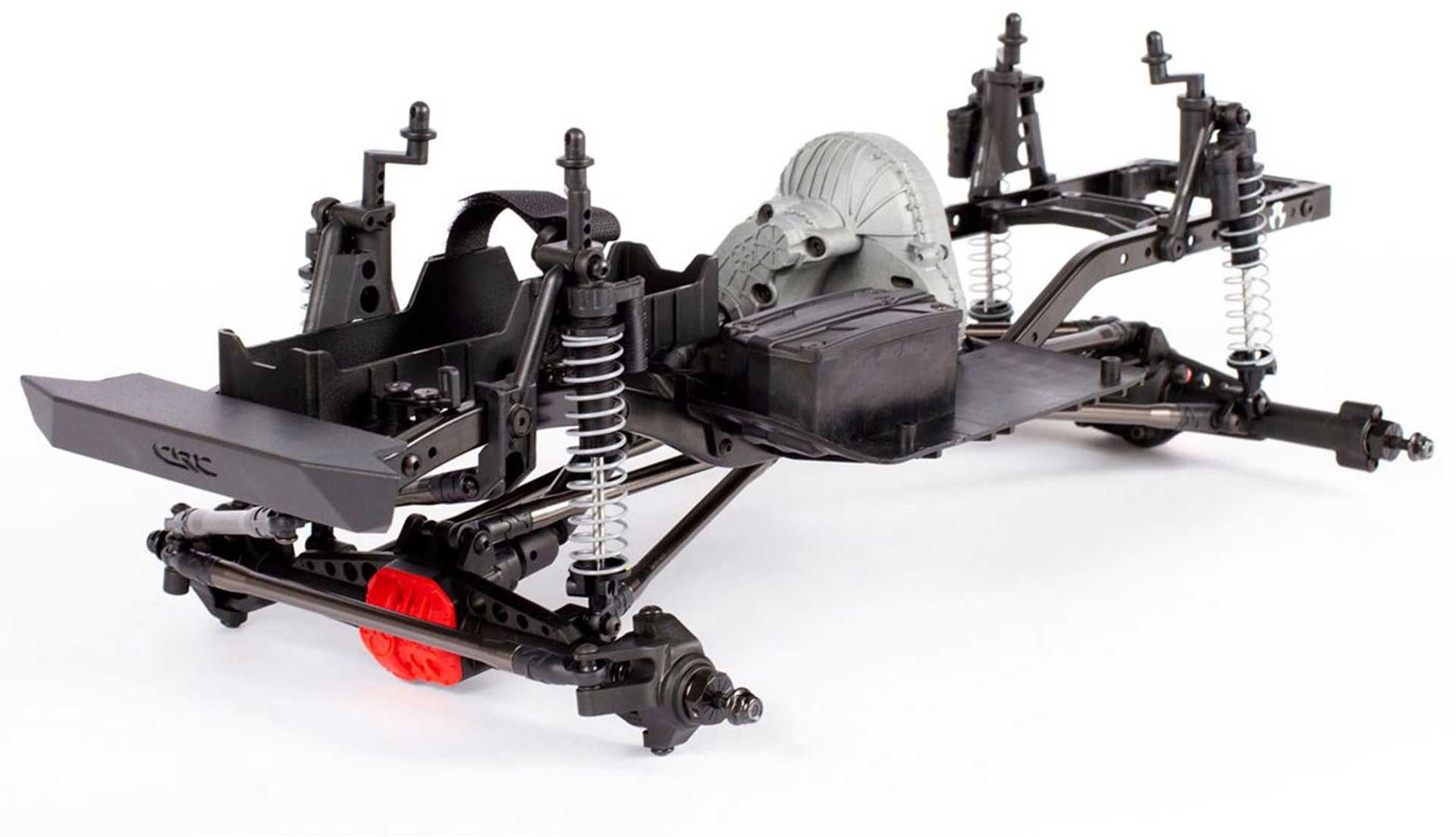 AXIAL SCX10 II RAW BUILDERS KIT 1/10 CRAWLER CHASSIS