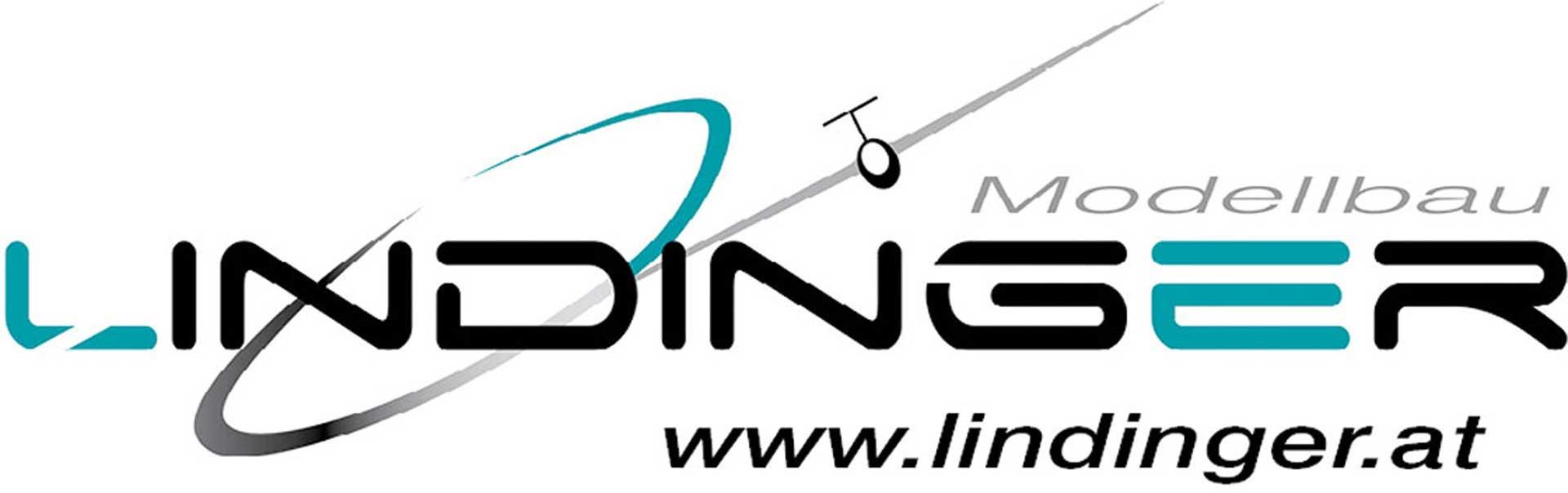 PLANET-HOBBY LINDINGER STICKER LARGE TRANSPARENT 160X52MM