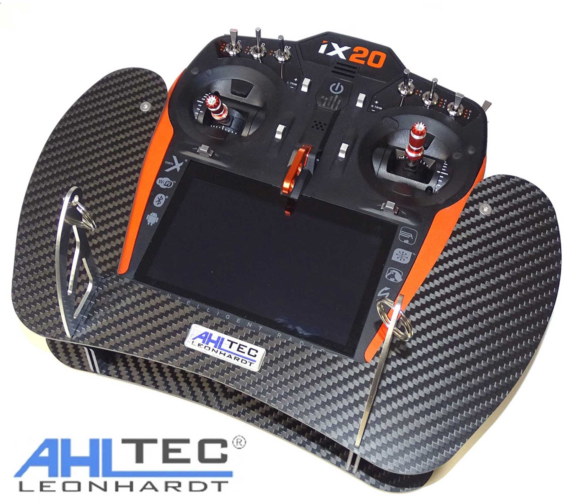 AHLTEC Senderpult iX20 in Carbon