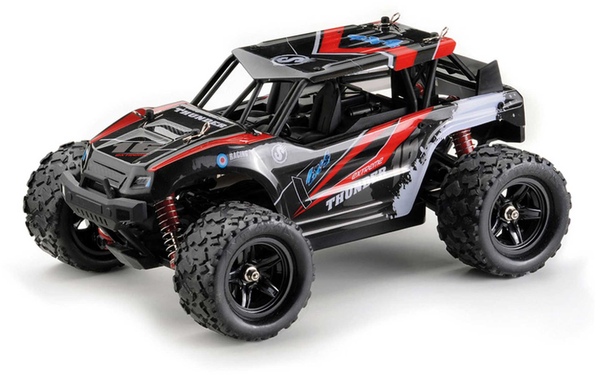 """ABSIMA HIGH SPEED SAND BUGGY """"THUNDER"""" ROT 4WD 1/18"""
