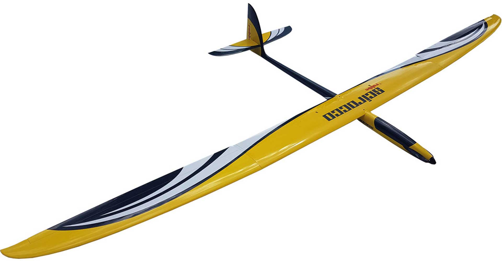 Robbe Modellsport SCIROCCO 4,0 M ARF FULL-GRP HIGH-PERFORM ANCE SAILPLANE