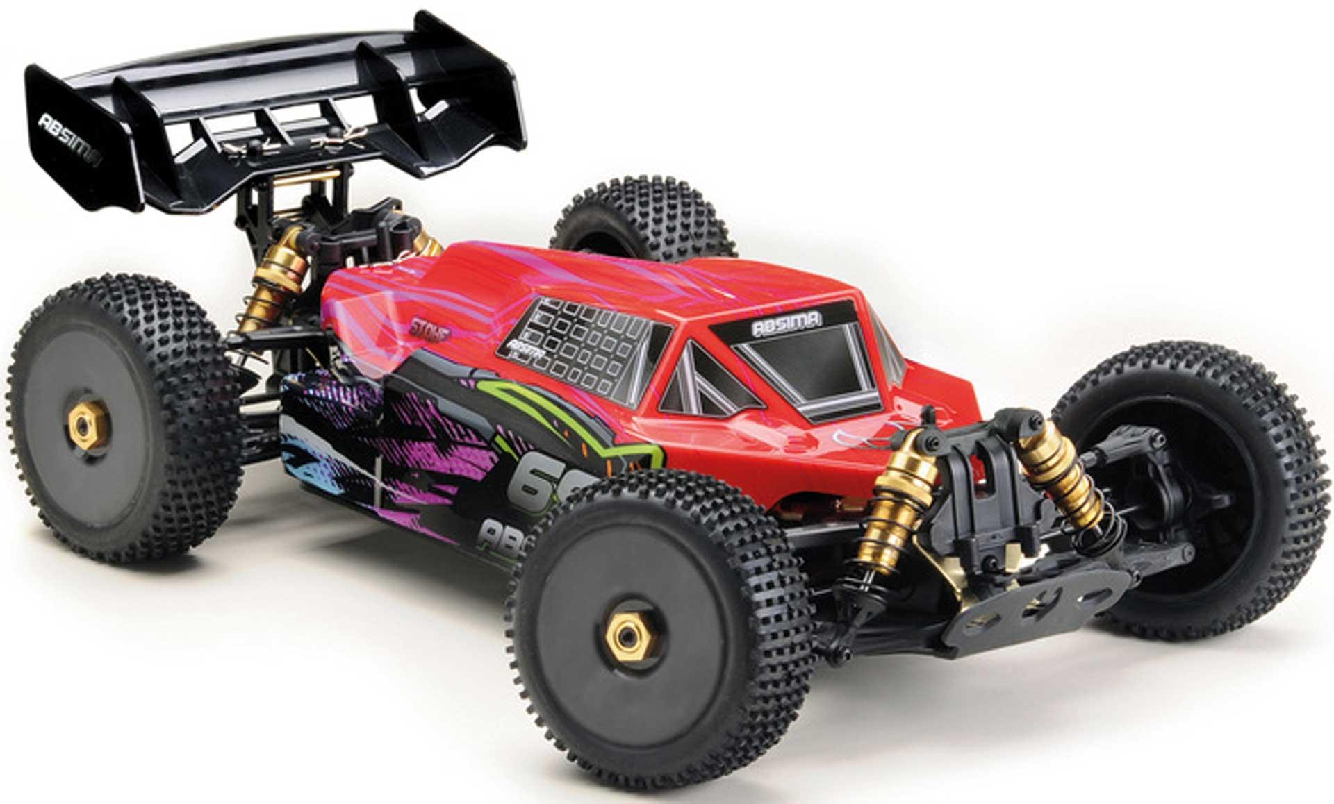 ABSIMA Stoke Gen2.1 6S 1/8 Buggy RTR