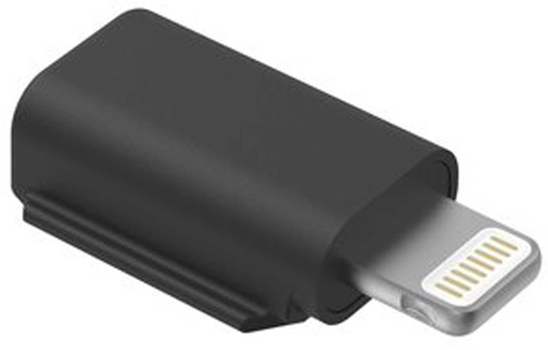 DJI OSMO POCKET LIGHTNING SMARTPHONE ADAPTER