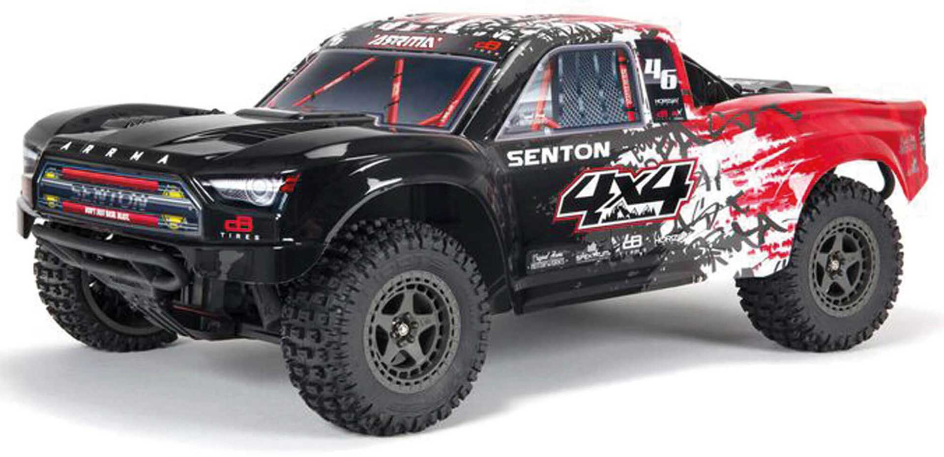 ARRMA SENTON 4X4 3S BLX Brushless 1/10th 4wd SC Color2